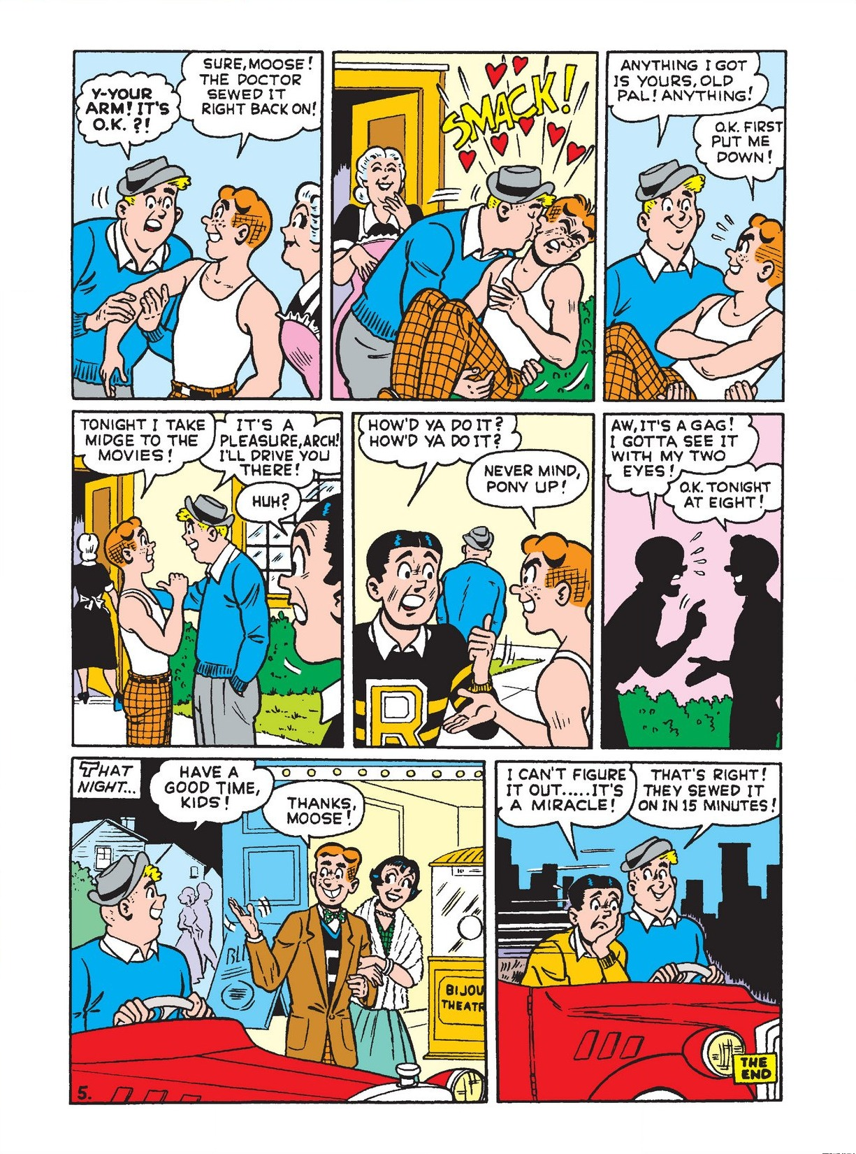 Read online Archie 1000 Page Comics Bonanza comic -  Issue #3 (Part 2) - 138