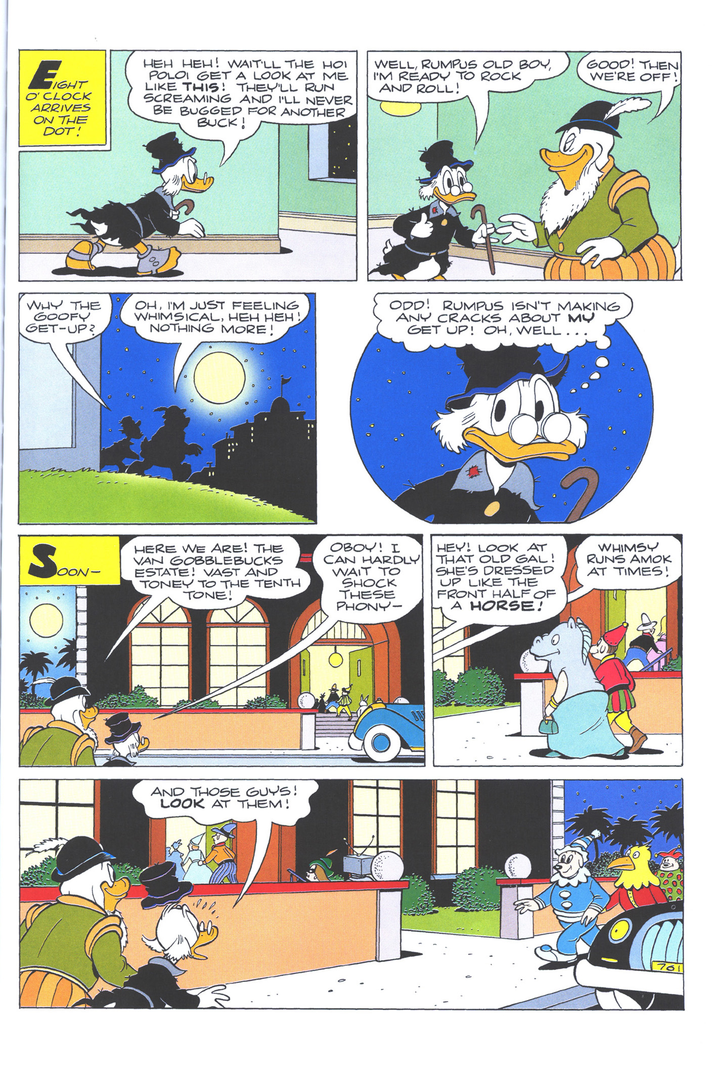 Read online Uncle Scrooge (1953) comic -  Issue #374 - 55