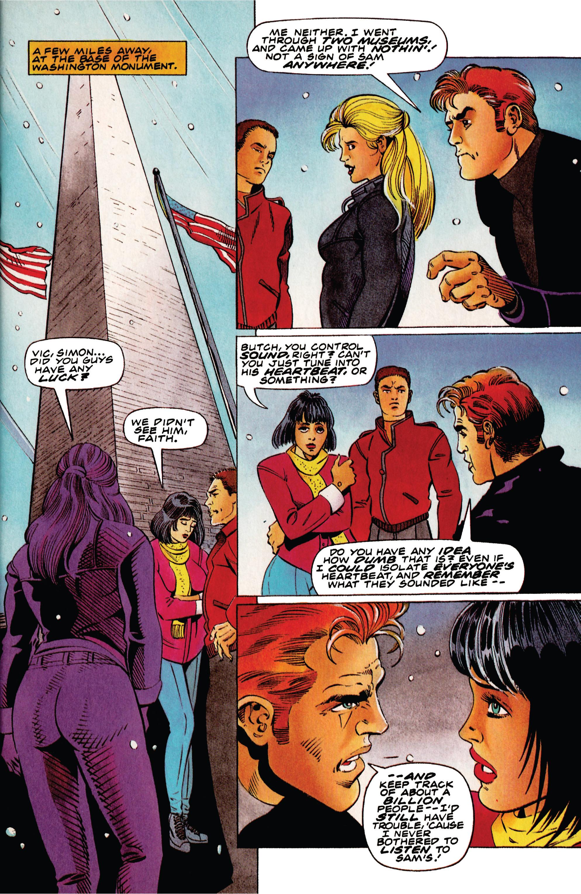 Read online Harbinger (1992) comic -  Issue #41 - 4