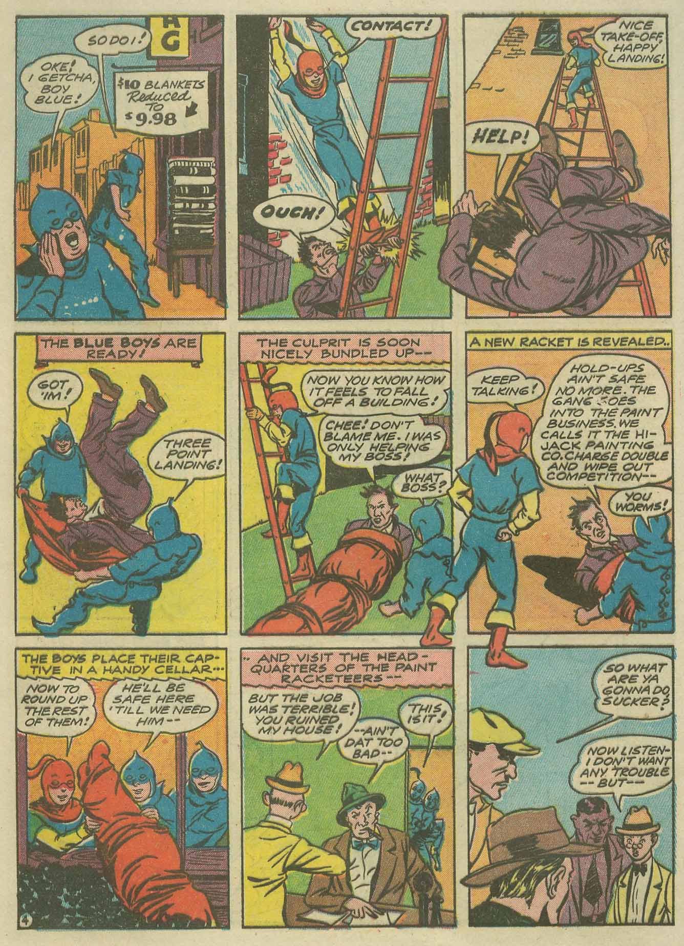 Read online Sensation (Mystery) Comics comic -  Issue #9 - 52
