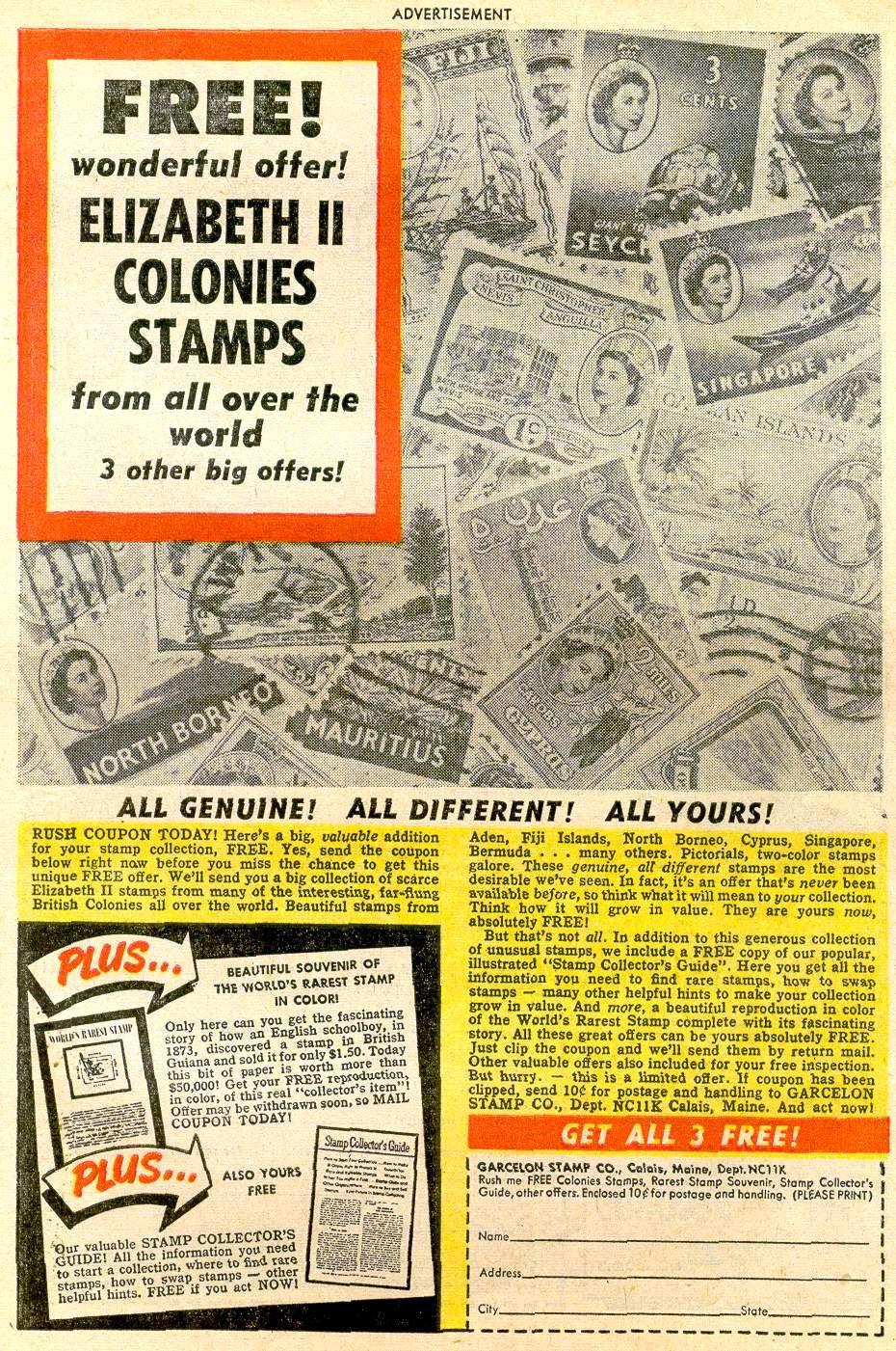 Read online Adventure Comics (1938) comic -  Issue #244 - 33