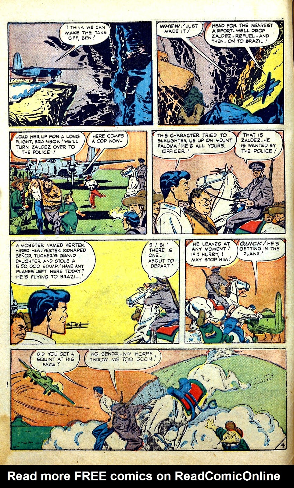 Read online Famous Funnies comic -  Issue #185 - 5