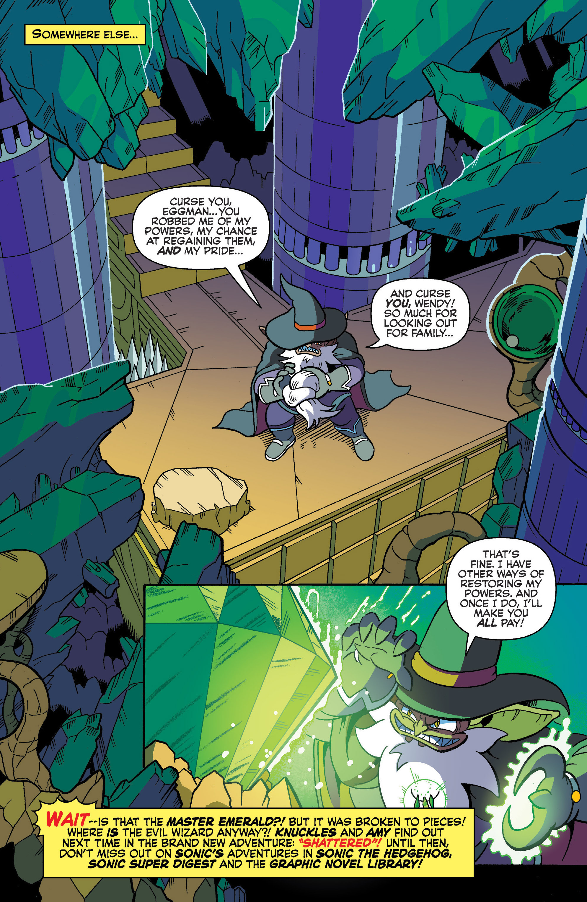 Read online Sonic Universe comic -  Issue #86 - 21