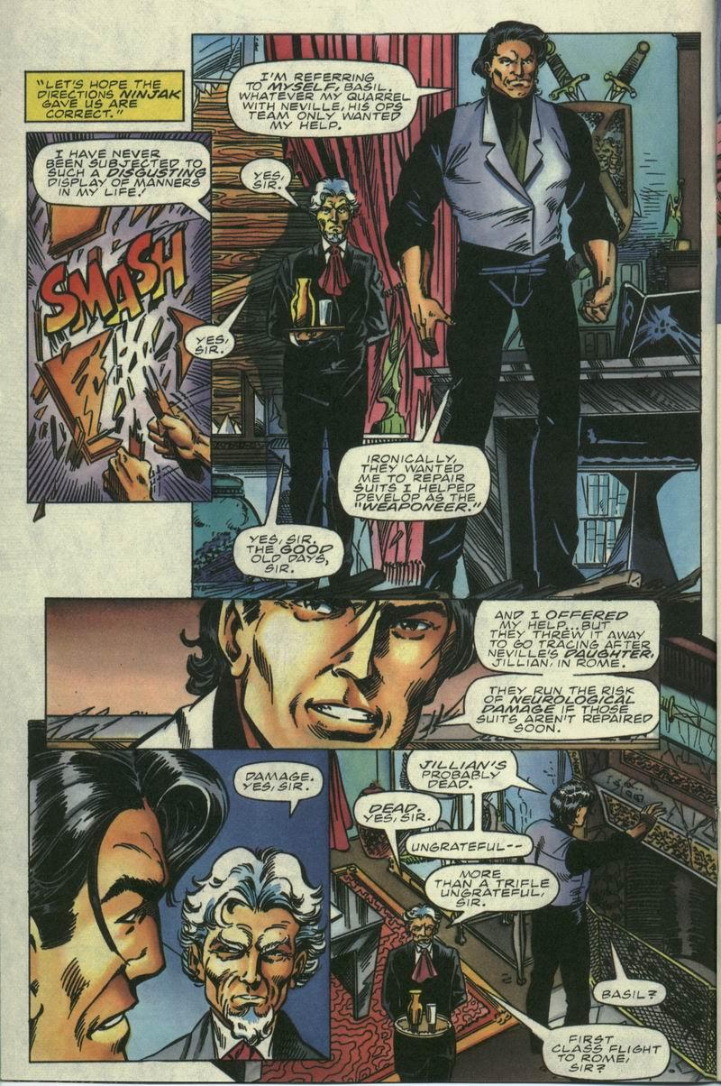 Read online Secret Weapons comic -  Issue #17 - 5