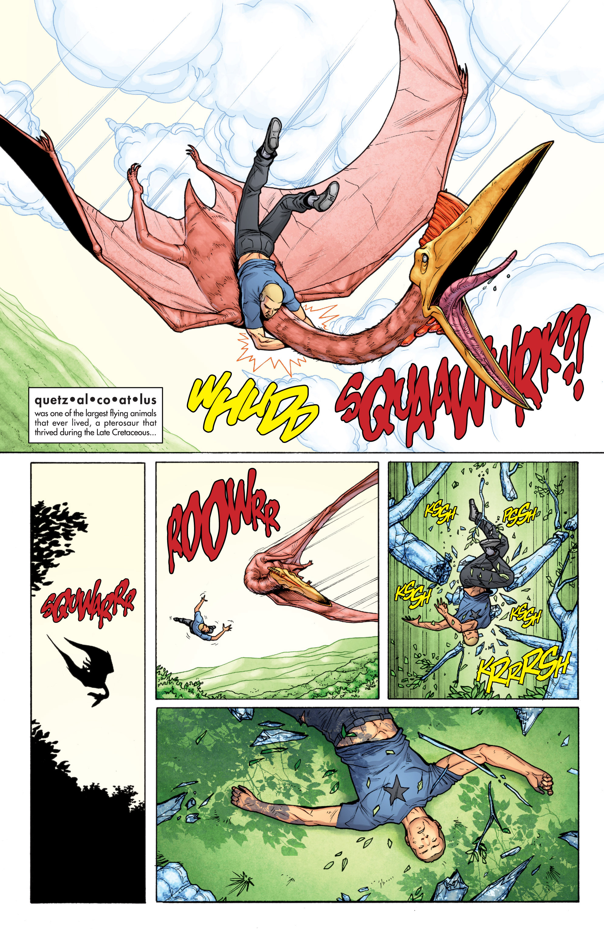 Read online Archer and Armstrong comic -  Issue #Archer and Armstrong _TPB 3 - 66