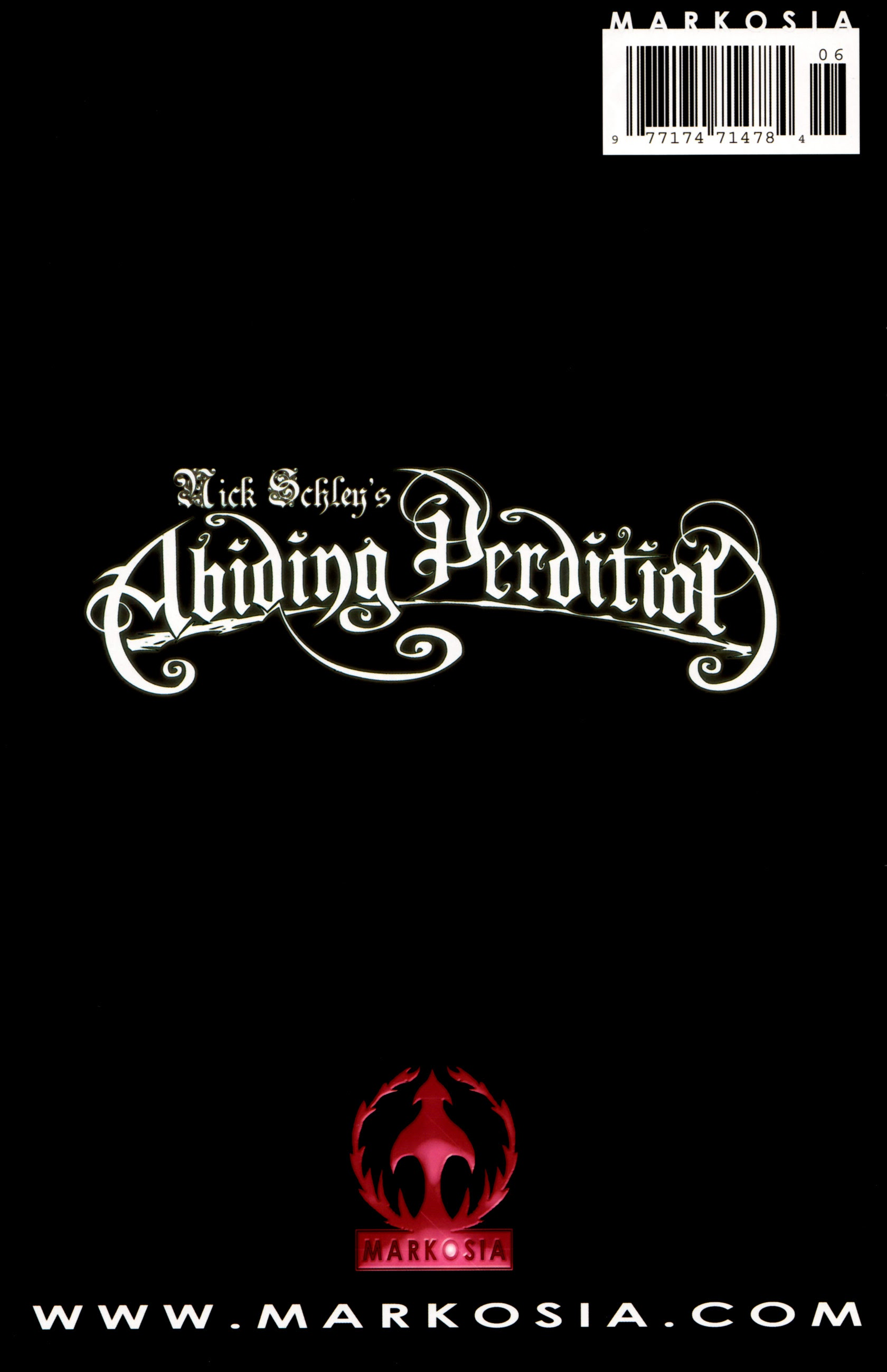 Read online Abiding Perdition comic -  Issue #6 - 33