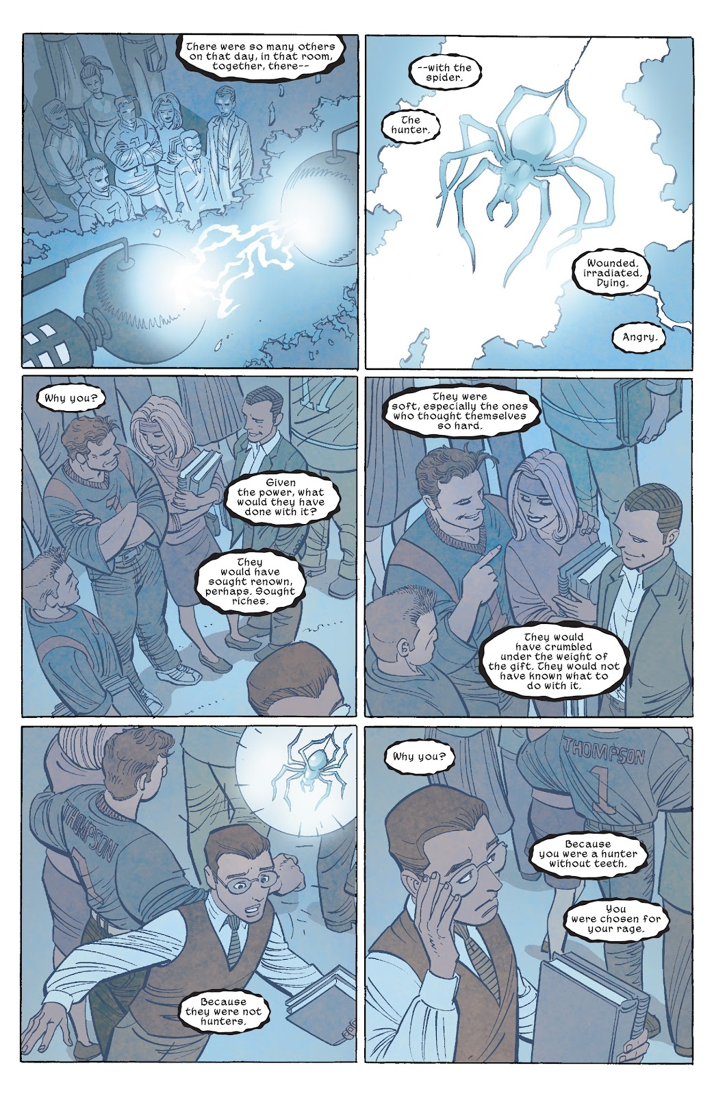 The Amazing Spider-Man by JMS Ultimate Collection issue TPB 3 (Part 2) - Page 8