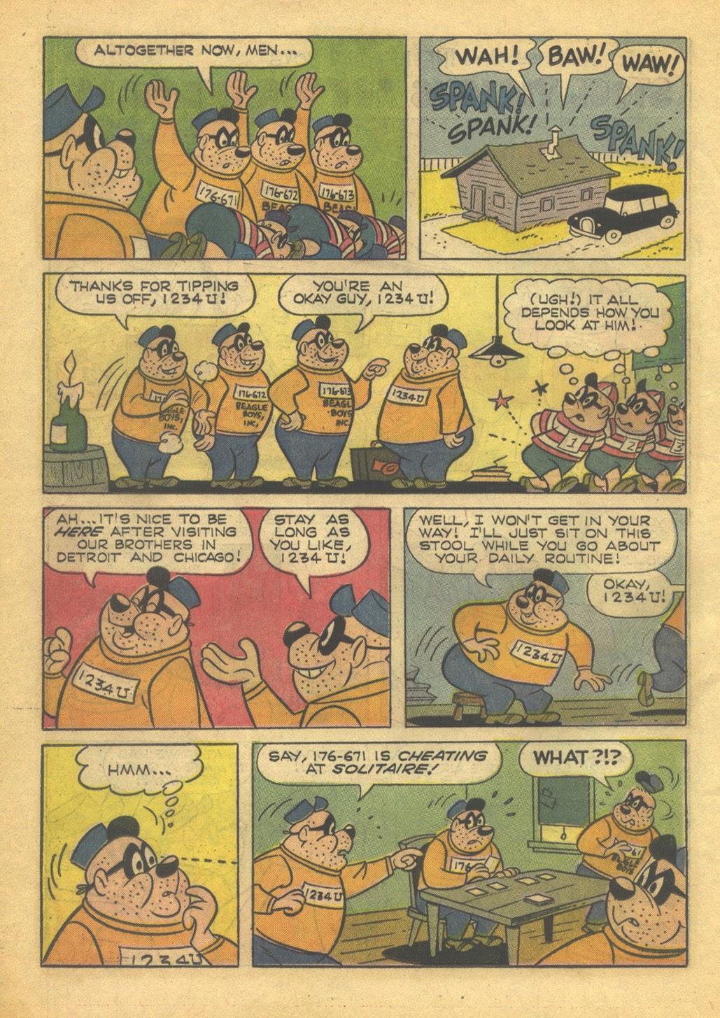 Walt Disney THE BEAGLE BOYS issue 7 - Page 14