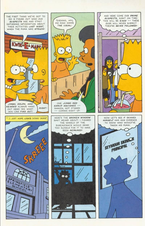 Read online Simpsons Comics comic -  Issue #3 - 14
