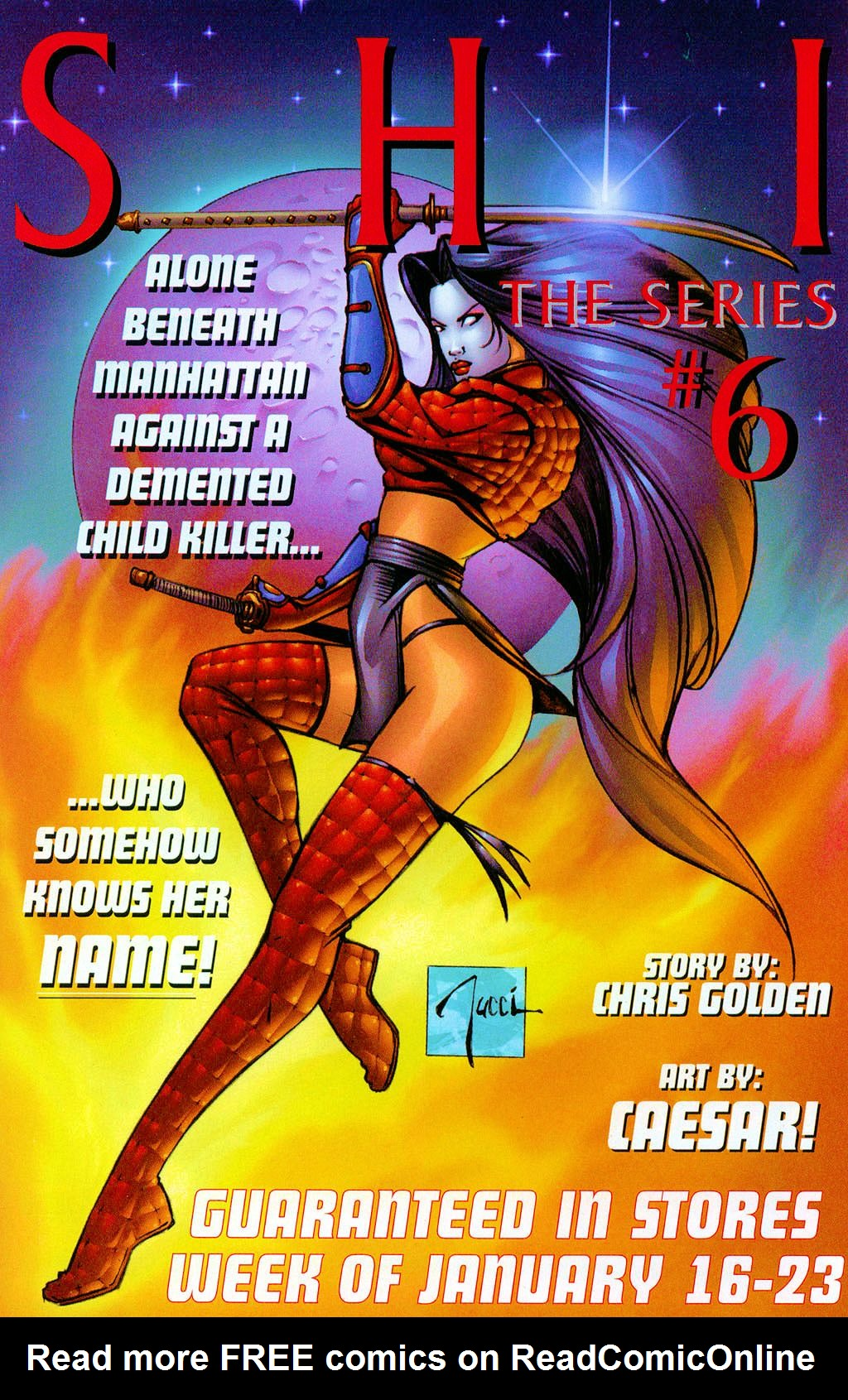 Read online Shi: The Series comic -  Issue #5 - 26