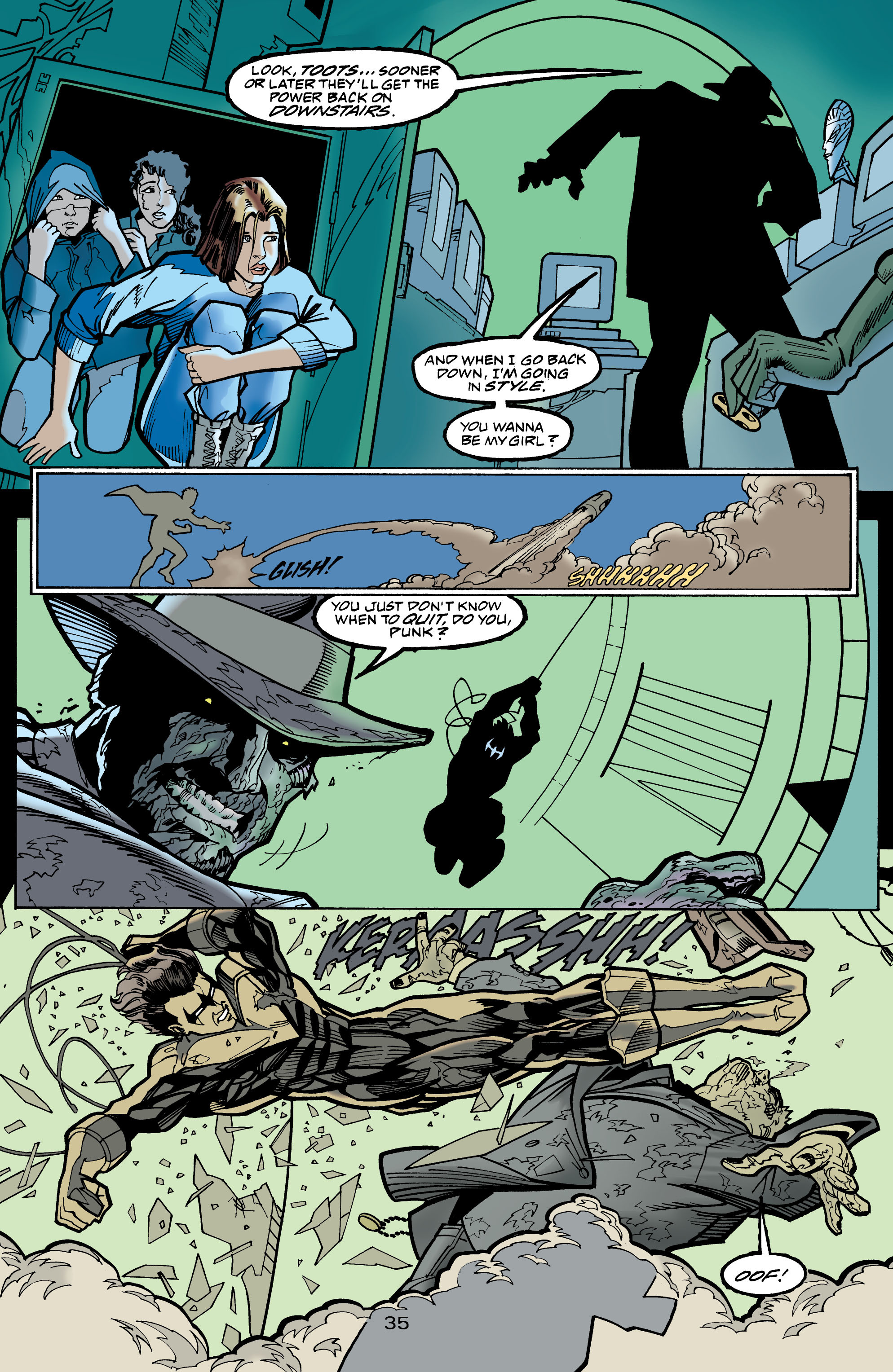Read online Batman: Day of Judgment comic -  Issue # Full - 36
