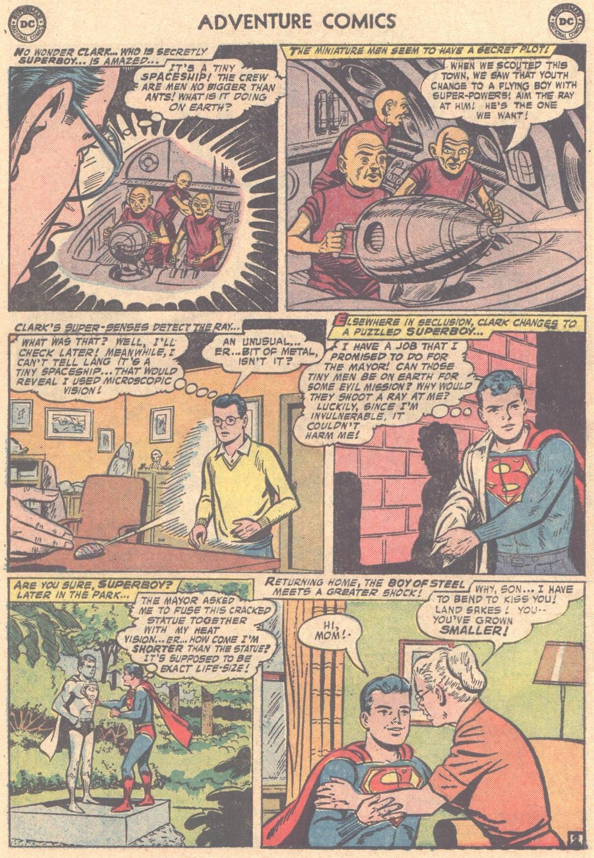 Read online Adventure Comics (1938) comic -  Issue #317 - 26