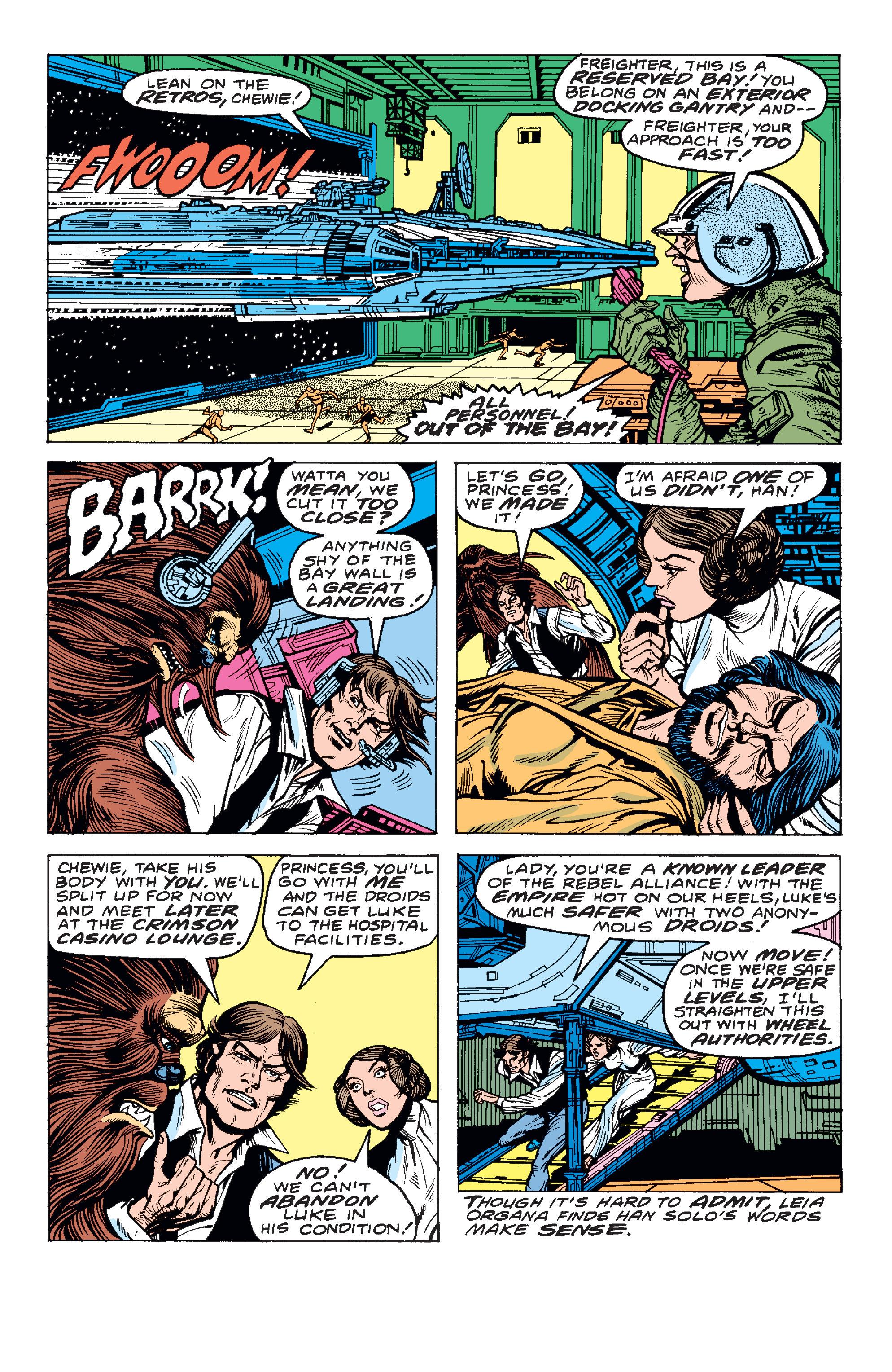 Read online Star Wars Omnibus comic -  Issue # Vol. 13 - 326