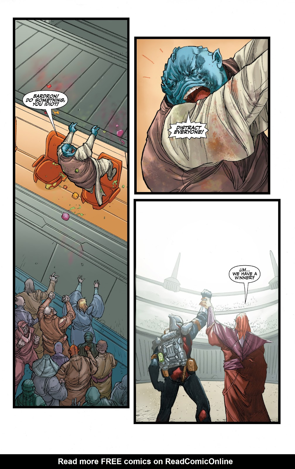 Read online Star Wars Legends: The Old Republic - Epic Collection comic -  Issue # TPB 3 (Part 1) - 91