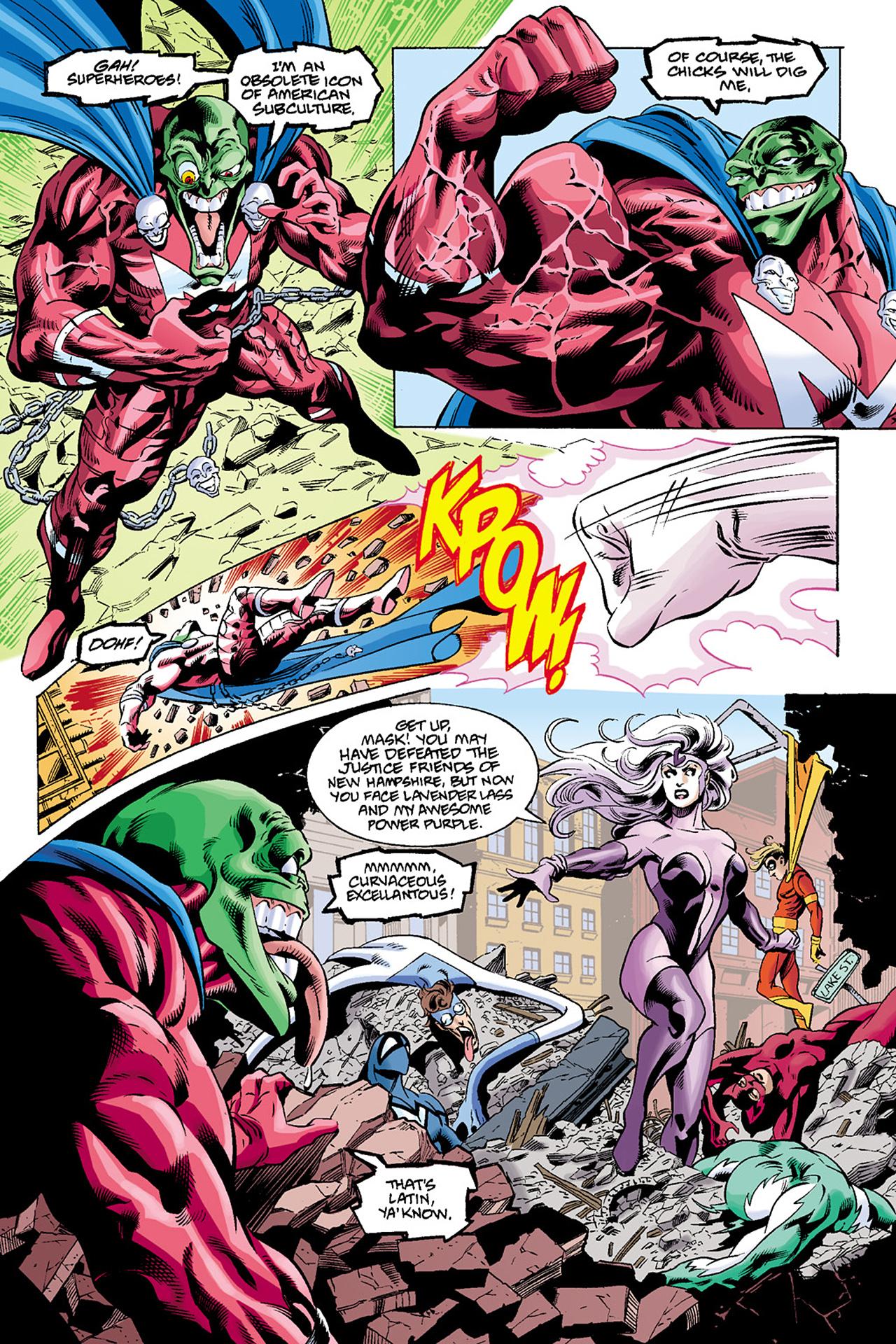 Read online Adventures Of The Mask Omnibus comic -  Issue #Adventures Of The Mask Omnibus Full - 359