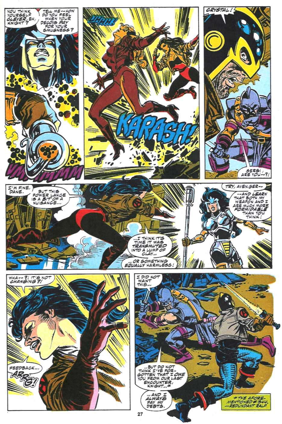The Avengers (1963) 355 Page 19
