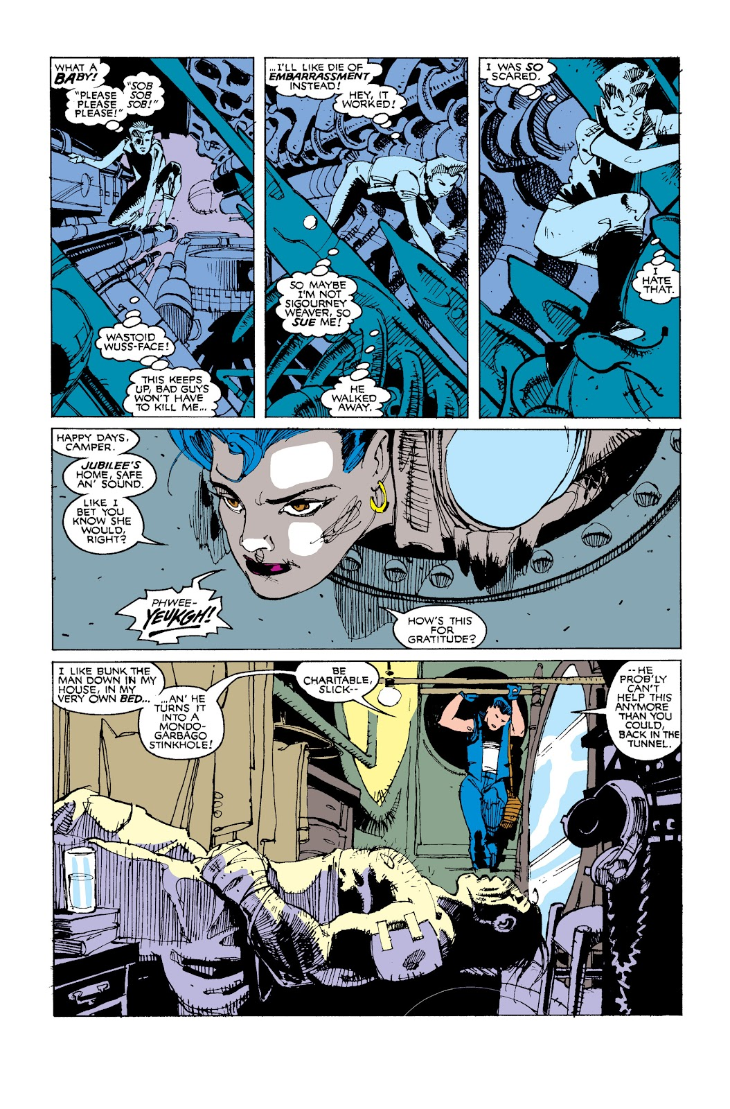 Uncanny X-Men (1963) issue 252 - Page 8
