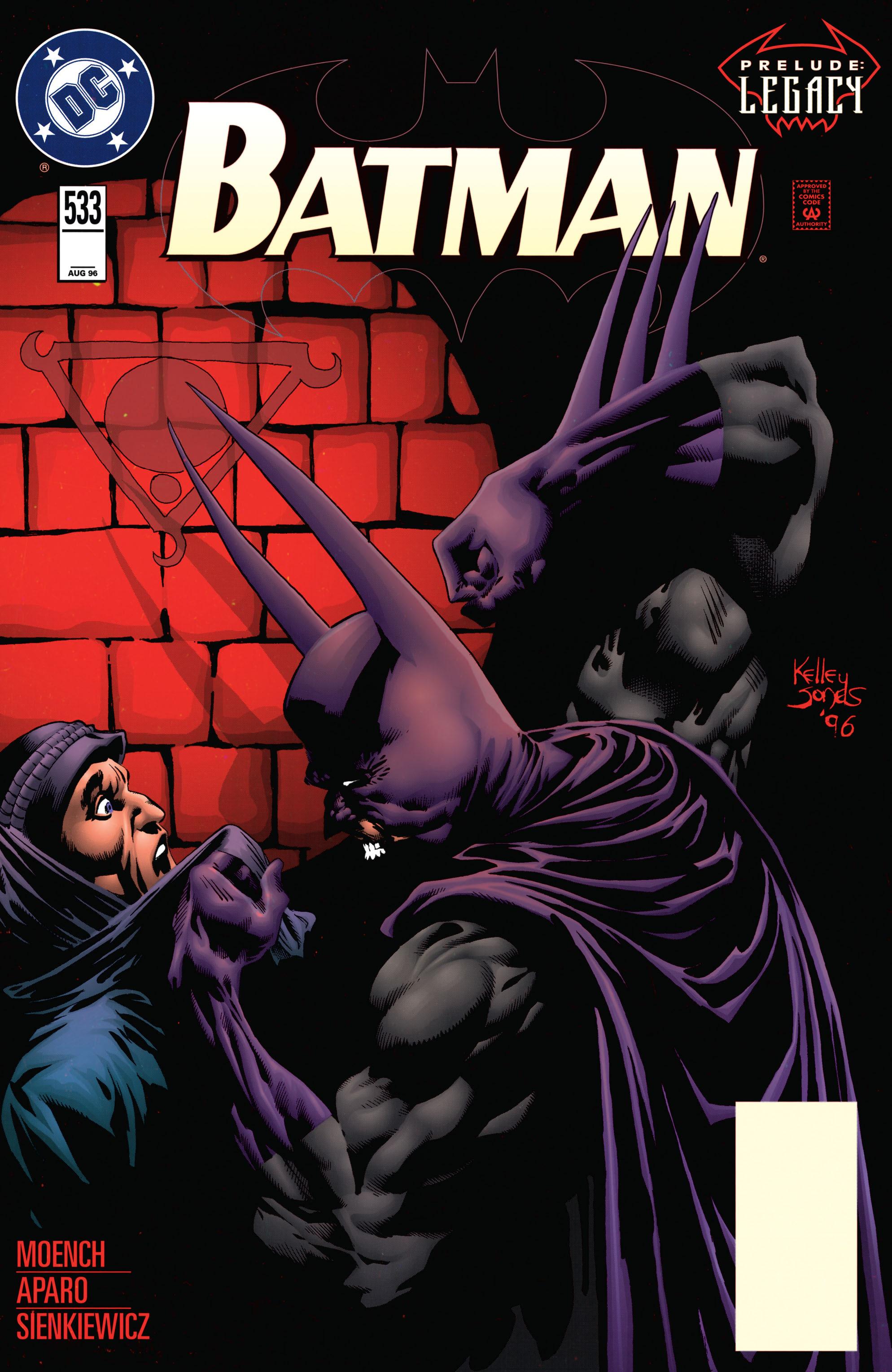 Batman (1940) 533 Page 1