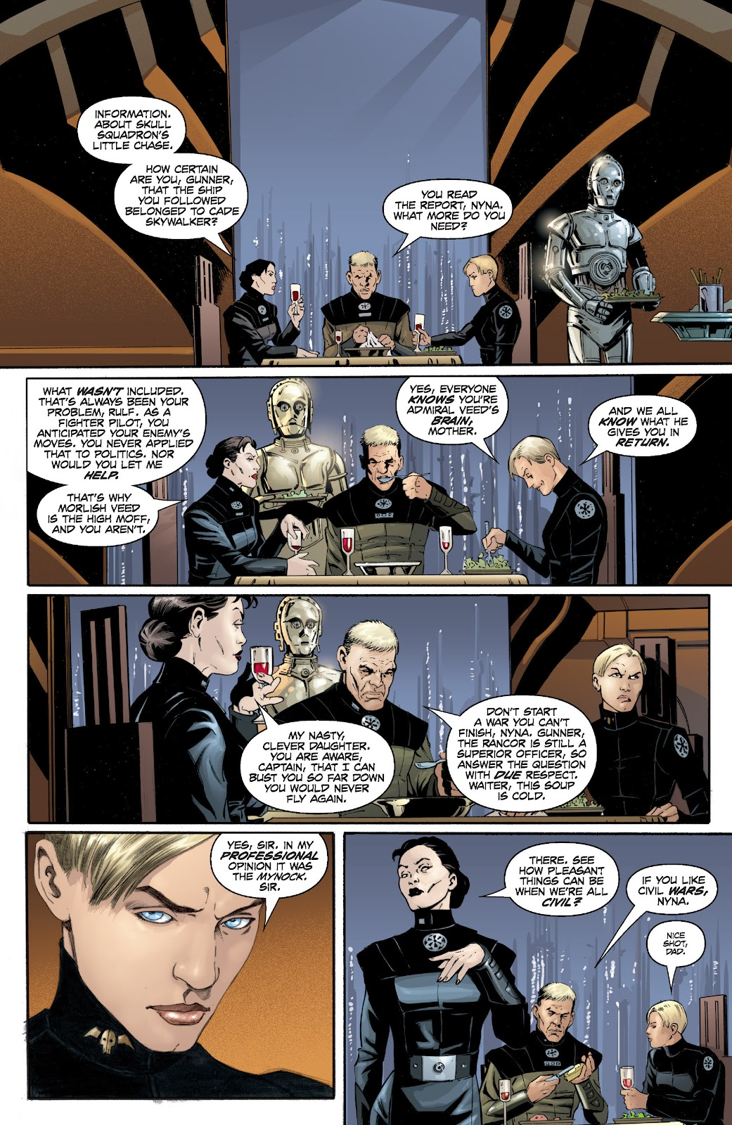 Read online Star Wars Legends: Legacy - Epic Collection comic -  Issue # TPB 1 (Part 4) - 49