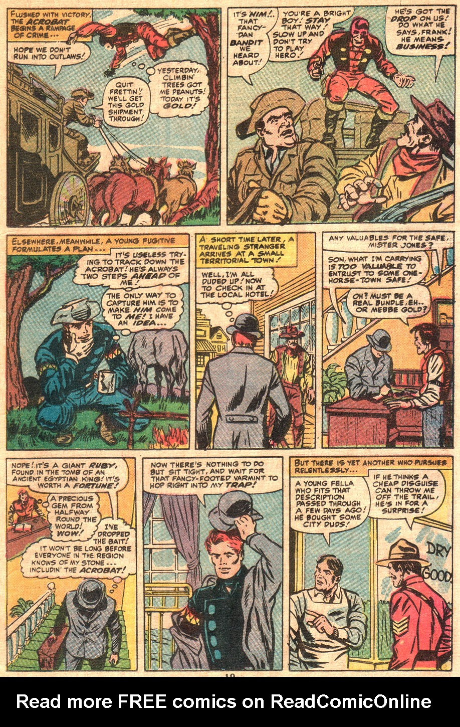 The Rawhide Kid (1955) issue 118 - Page 21