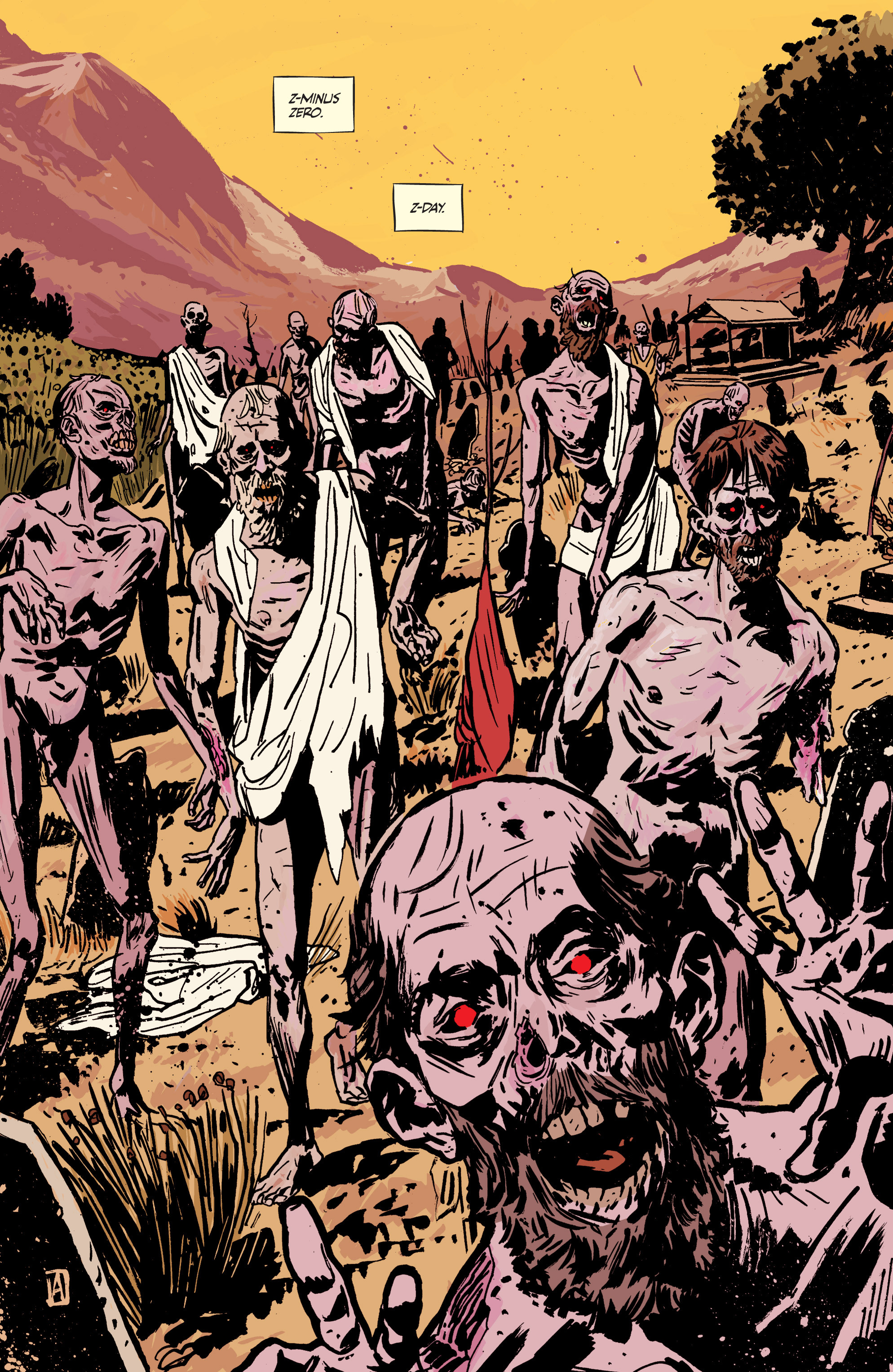 Read online Graveyard of Empires comic -  Issue # TPB - 40