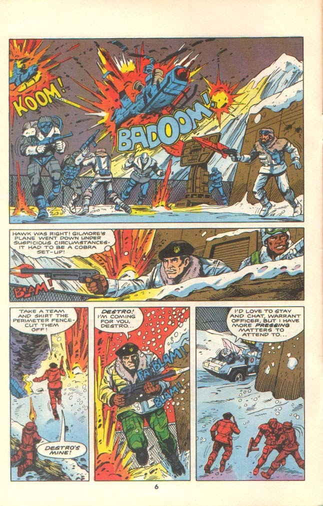 G.I. Joe European Missions issue 8 - Page 5