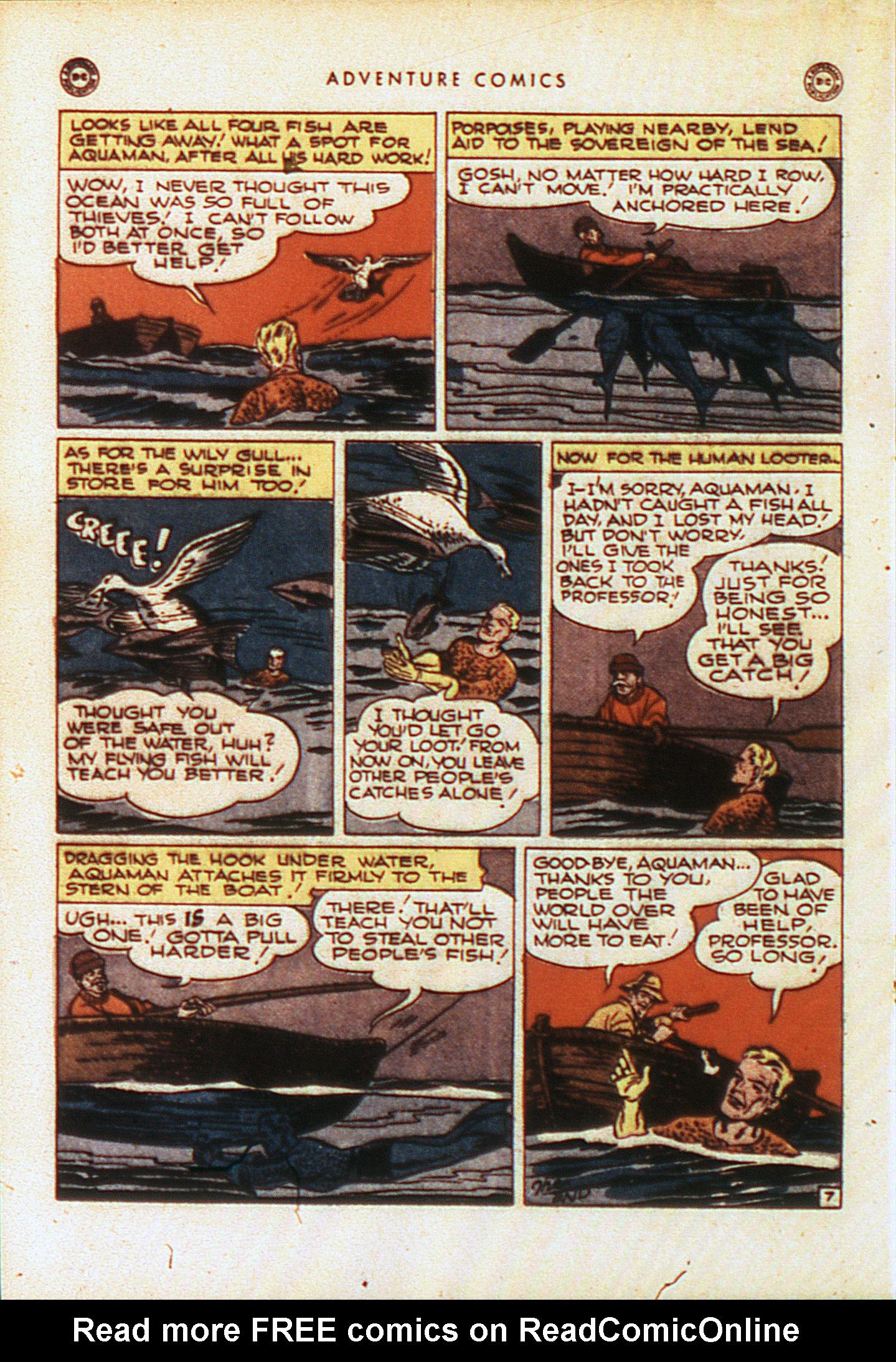 Read online Adventure Comics (1938) comic -  Issue #104 - 29