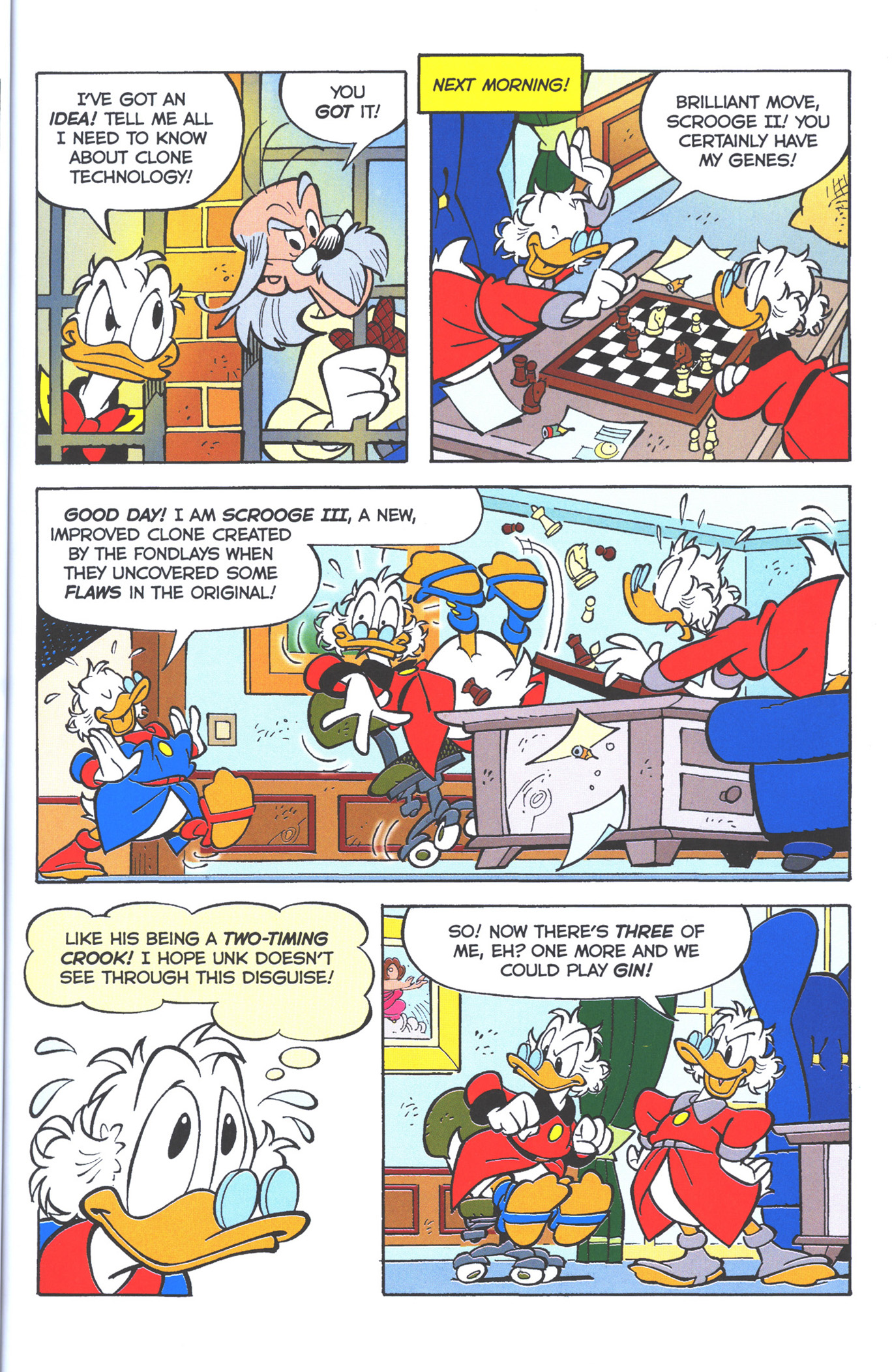 Read online Uncle Scrooge (1953) comic -  Issue #368 - 23