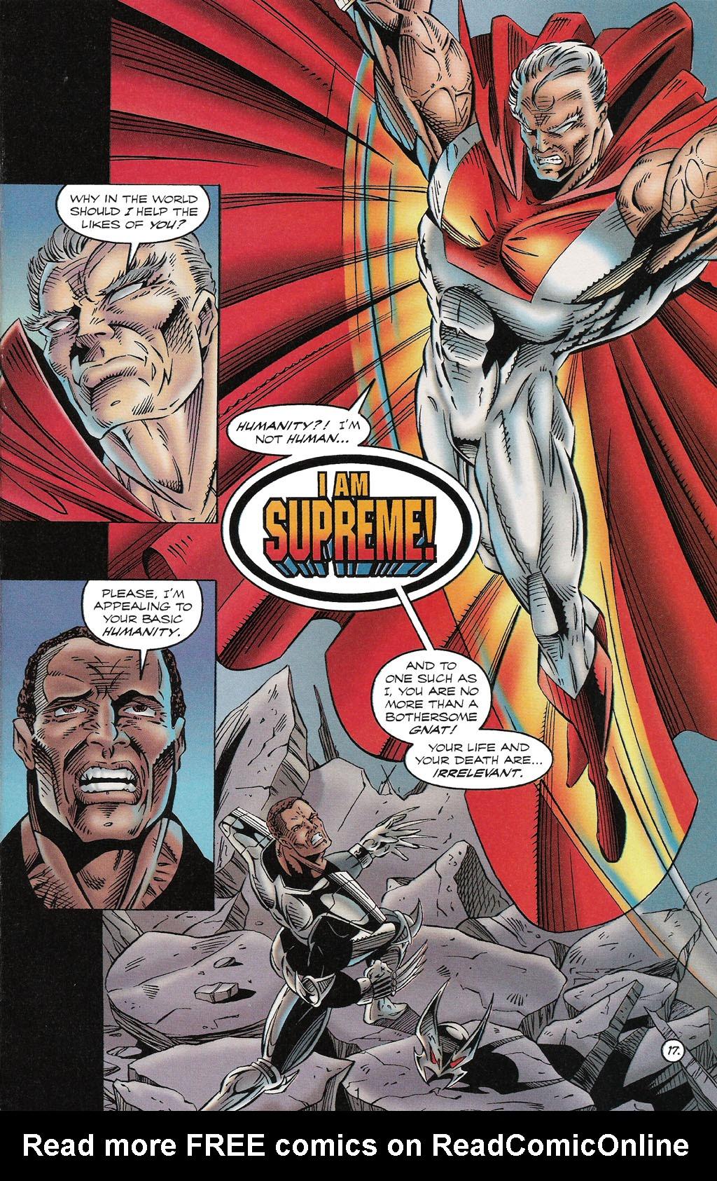 Read online ShadowHawk comic -  Issue #16 - 16
