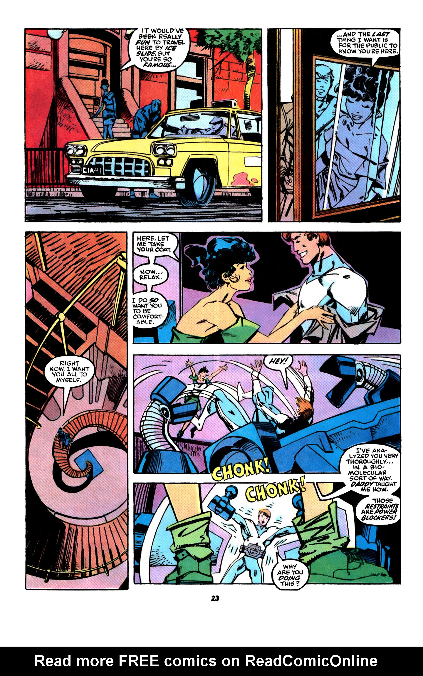 Read online X-Factor (1986) comic -  Issue #31 - 18