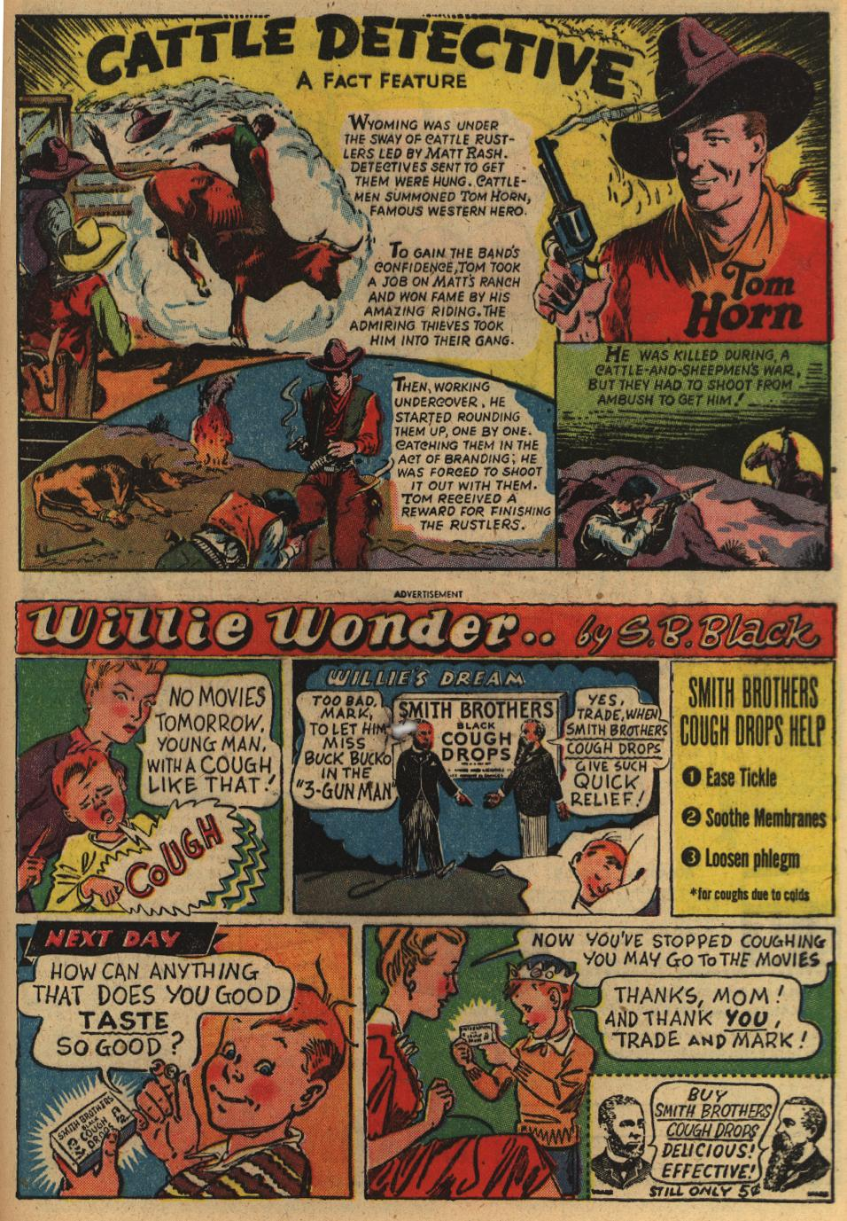 Western Comics issue 1 - Page 49