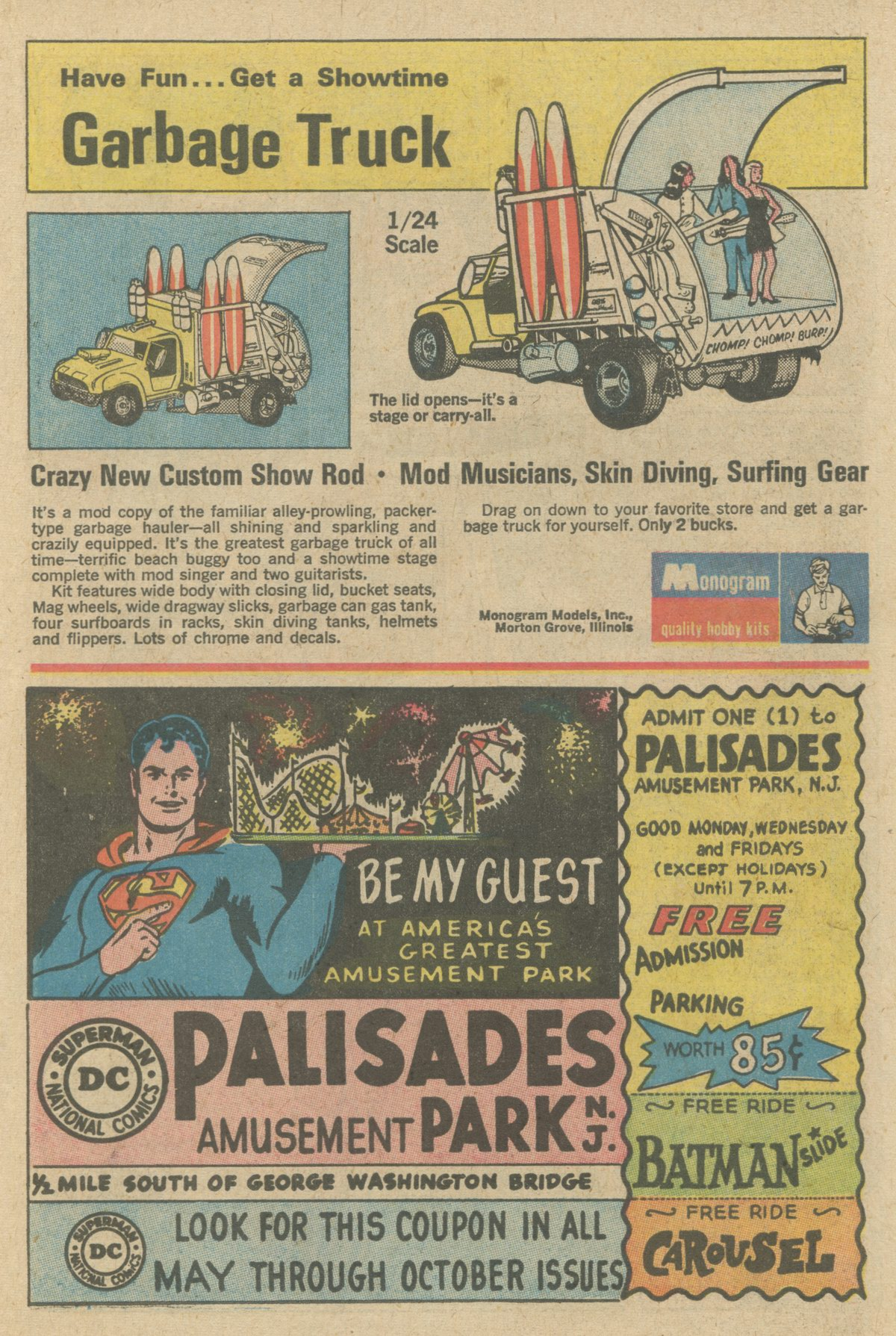 Read online Adventure Comics (1938) comic -  Issue #369 - 23