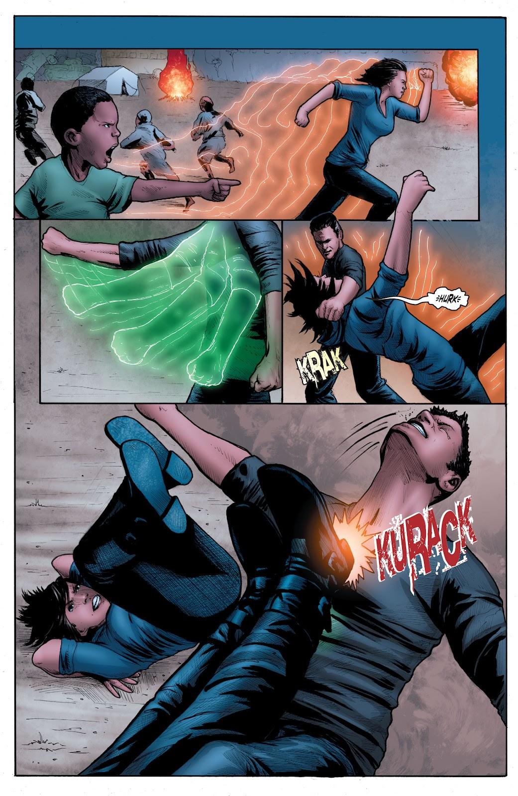 Read online Smallville Season 11 [II] comic -  Issue # TPB 4 - 126