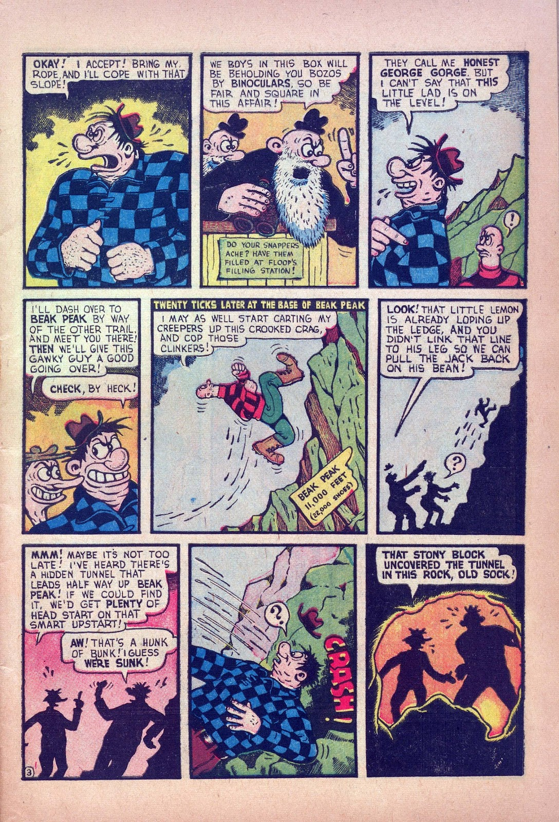 Read online Joker Comics comic -  Issue #16 - 11