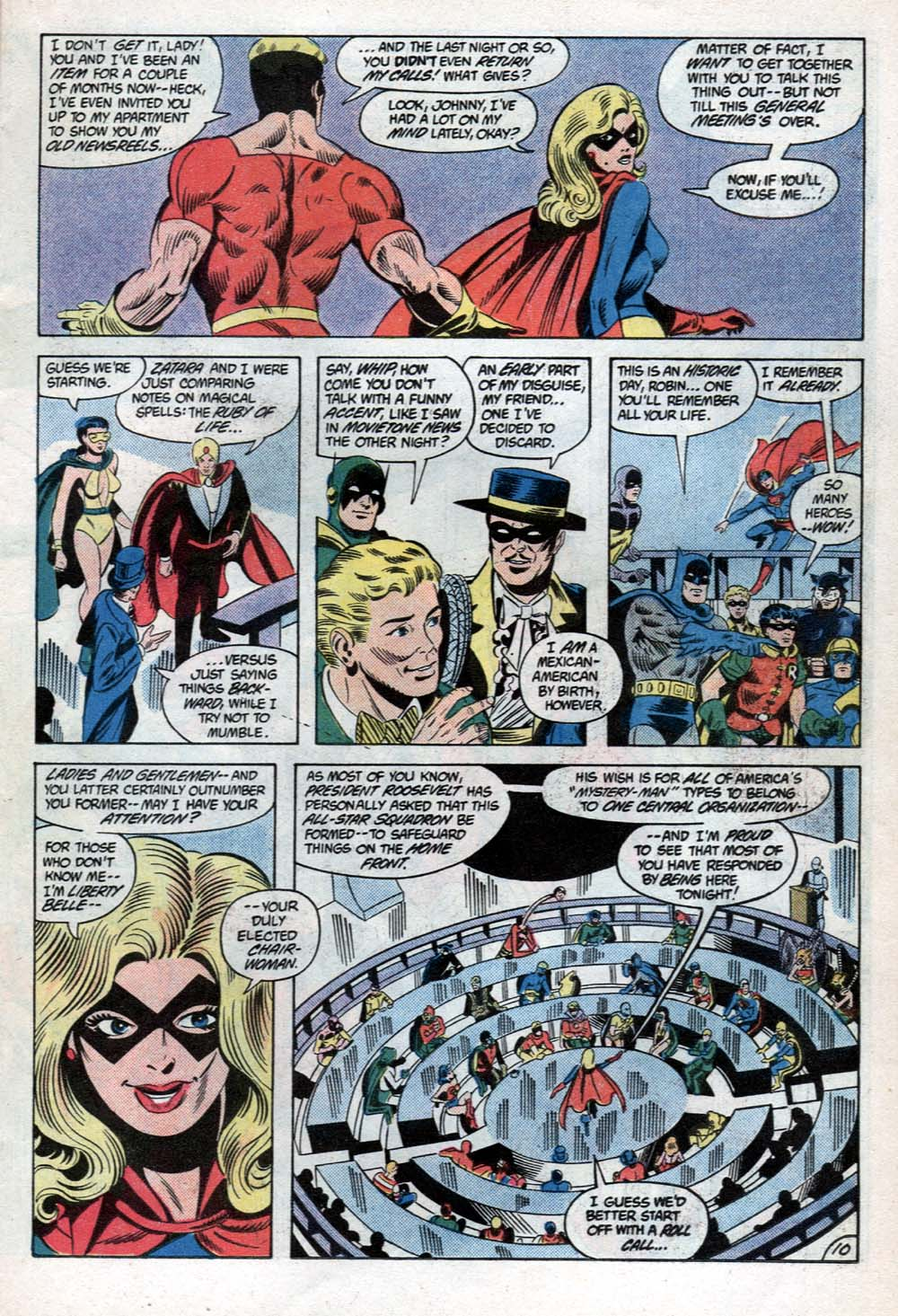 Read online All-Star Squadron comic -  Issue #31 - 13