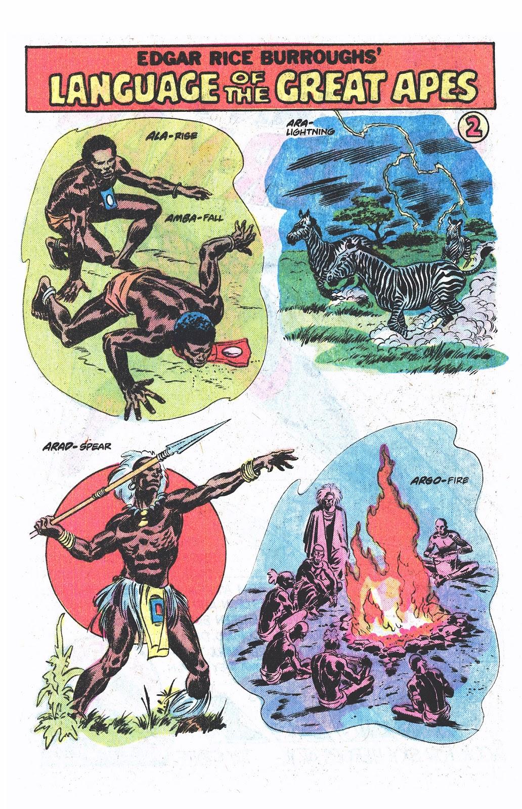 Tarzan (1977) issue 3 - Page 18