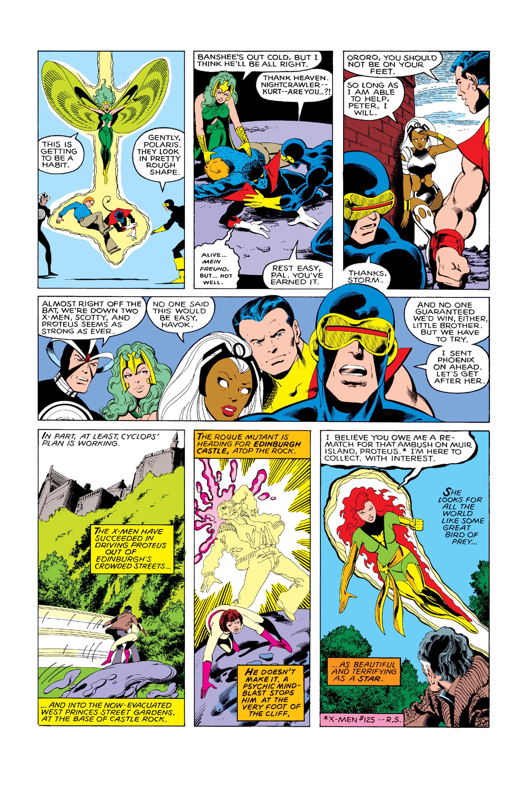 Read online Uncanny X-Men (1963) comic -  Issue #128 - 11