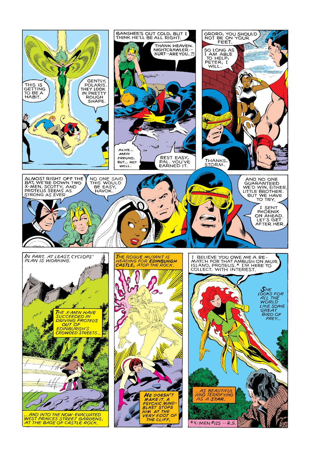 Uncanny X-Men (1963) issue 128 - Page 11