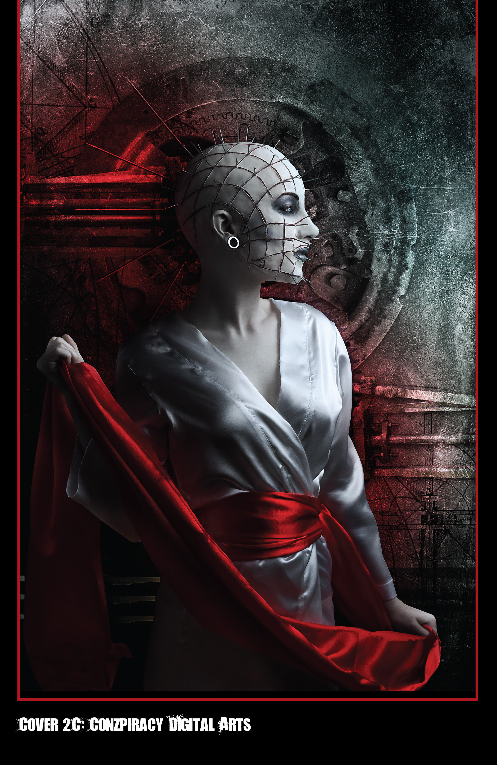 Read online Clive Barker's Hellraiser: The Dark Watch comic -  Issue # TPB 1 - 102
