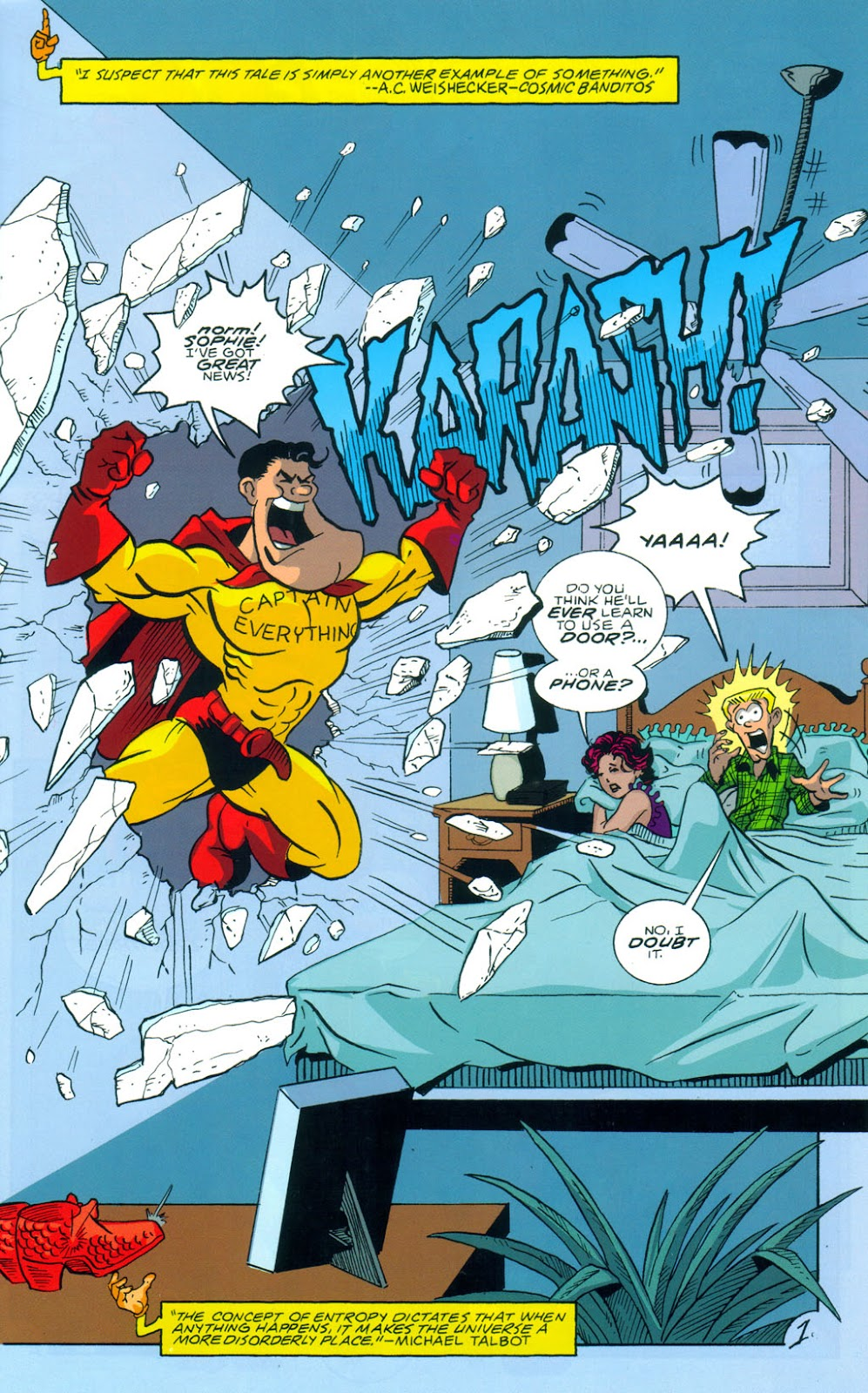 Read online Normalman 20th Anniversary Special comic -  Issue # Full - 3