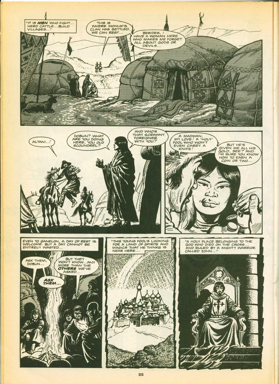 Warrior Issue #12 #13 - English 22