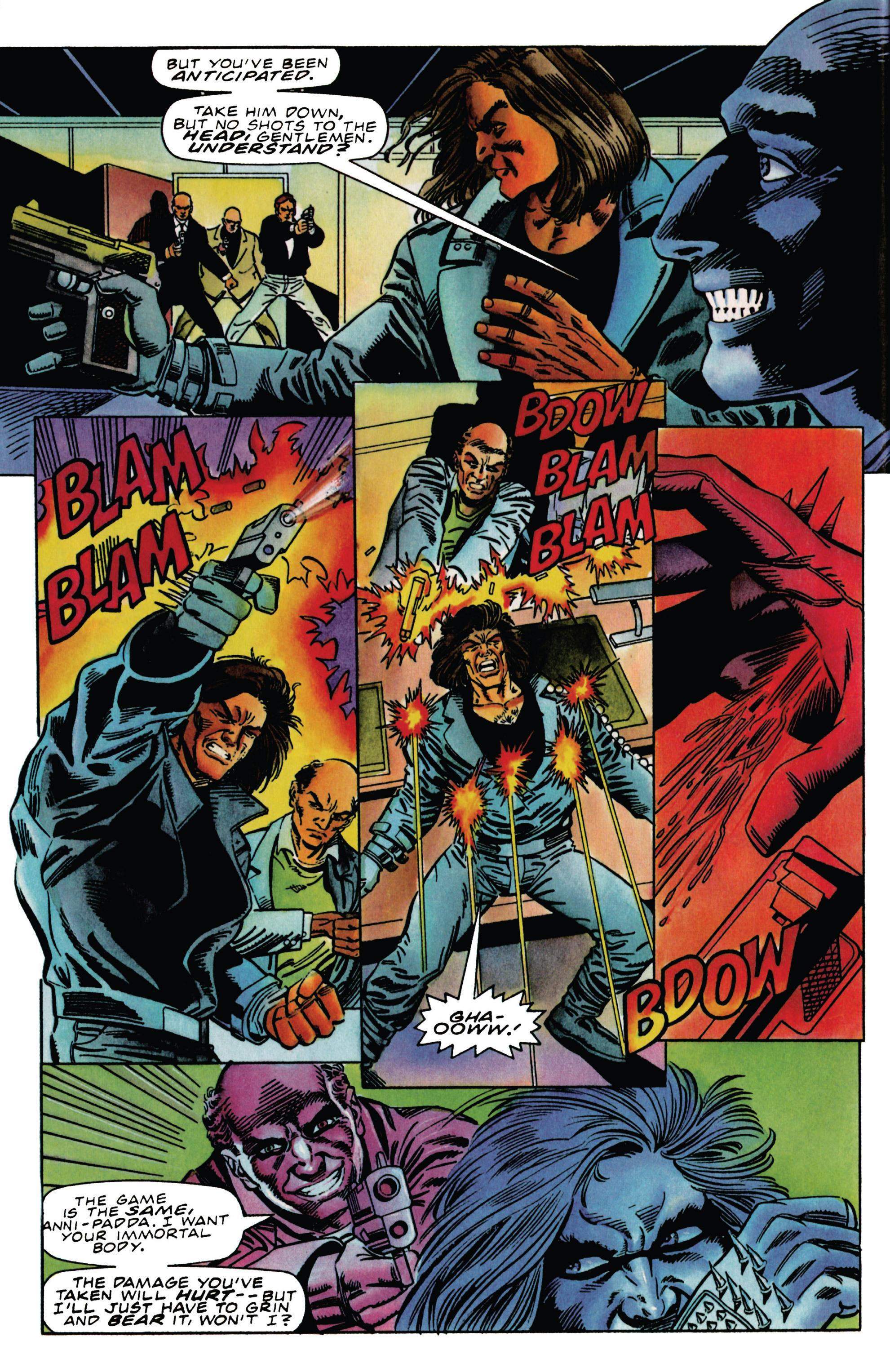 Read online Eternal Warrior (1992) comic -  Issue #29 - 19
