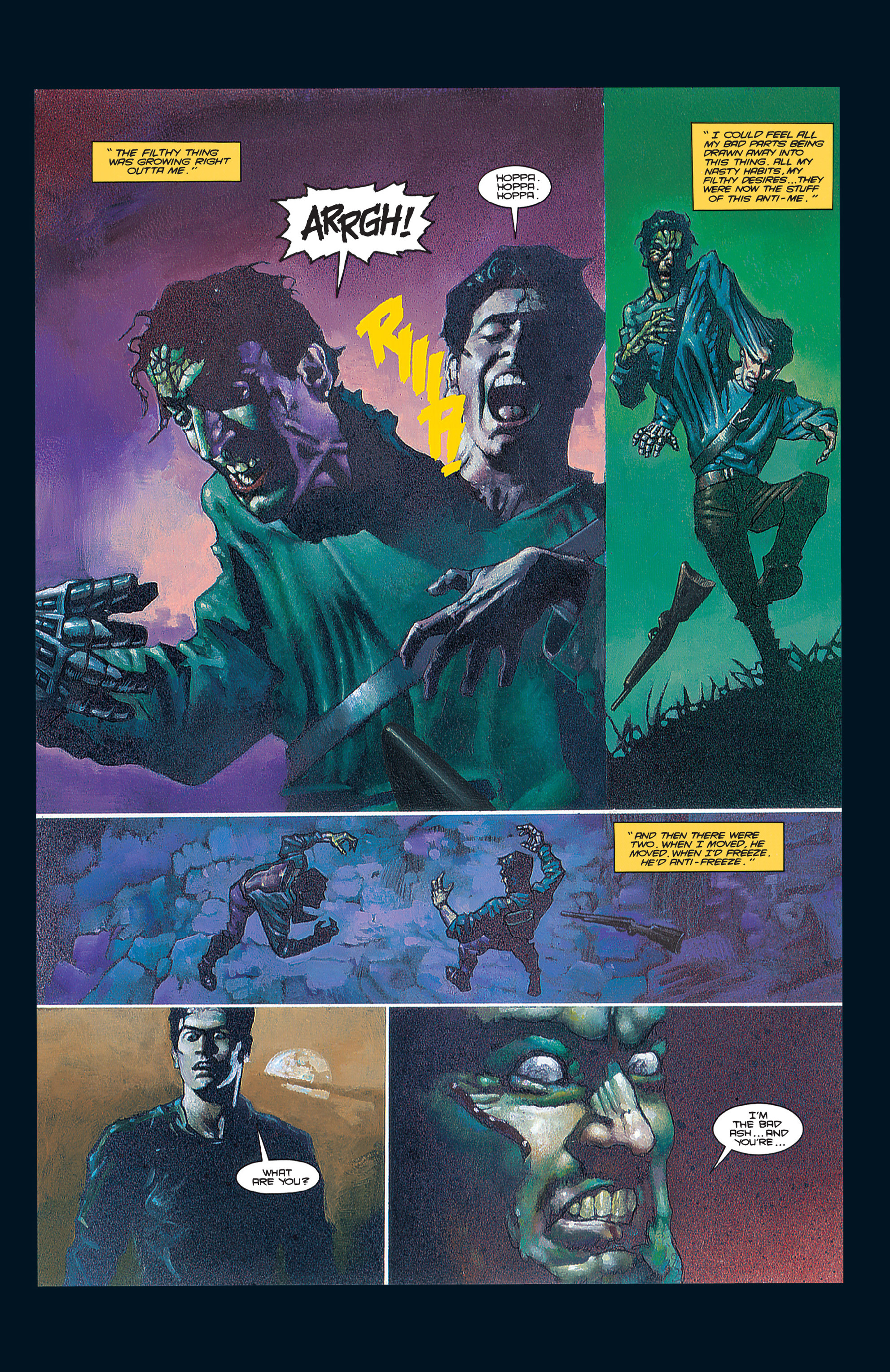Read online Army of Darkness (1992) comic -  Issue #2 - 13