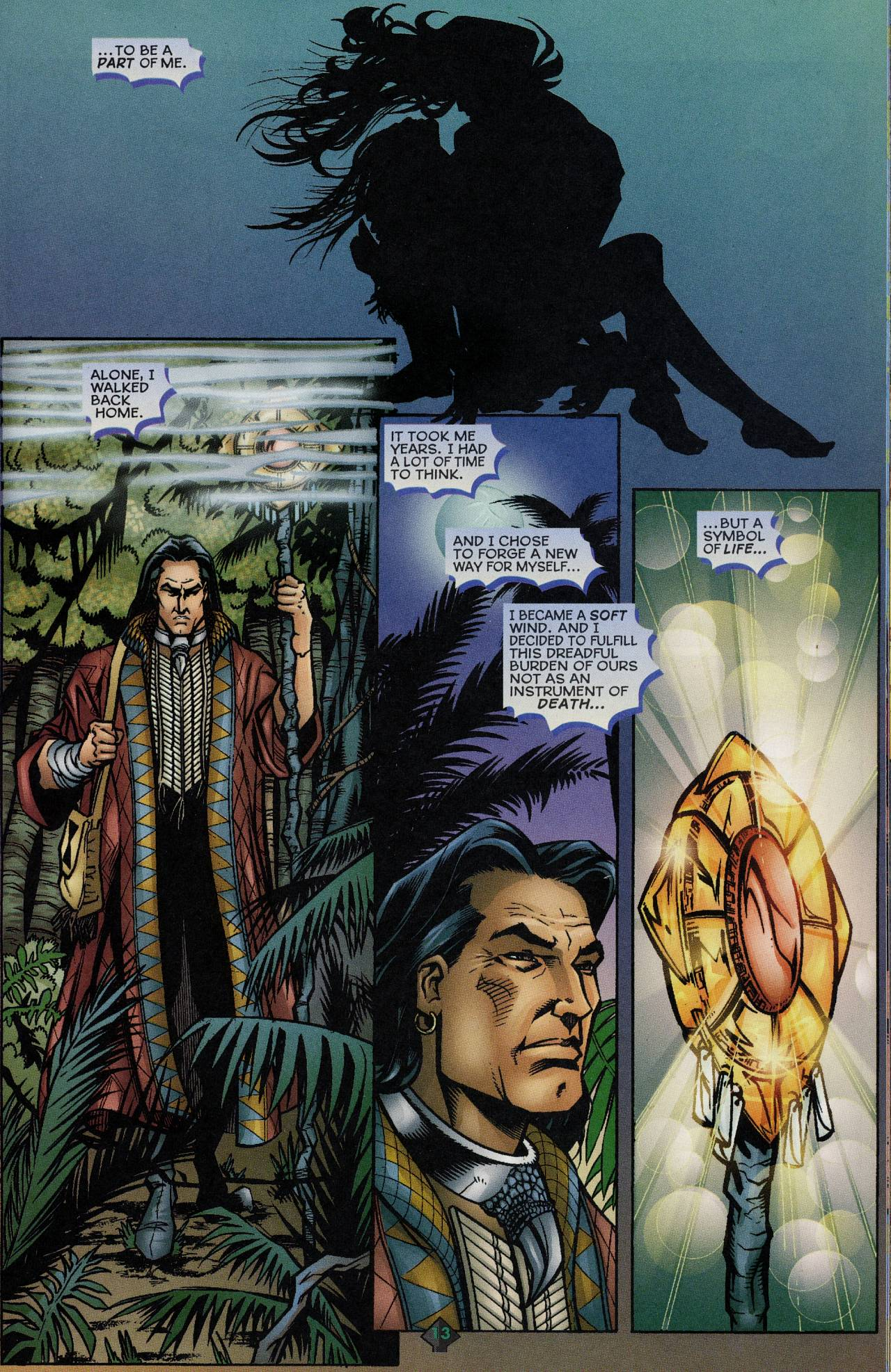 Read online Turok: Tales of the Lost Land comic -  Issue # Full - 11