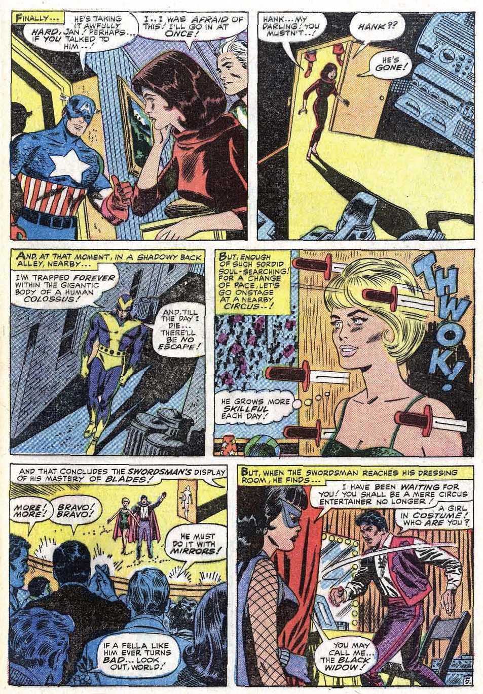 The Avengers (1963) 29 Page 8