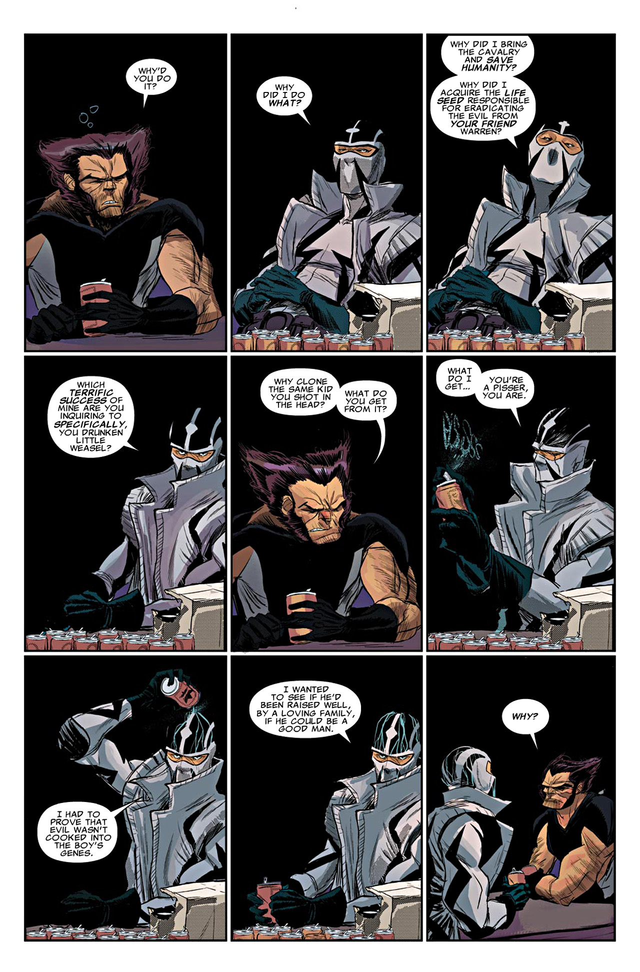 Read online Uncanny X-Force (2010) comic -  Issue #19 - 15