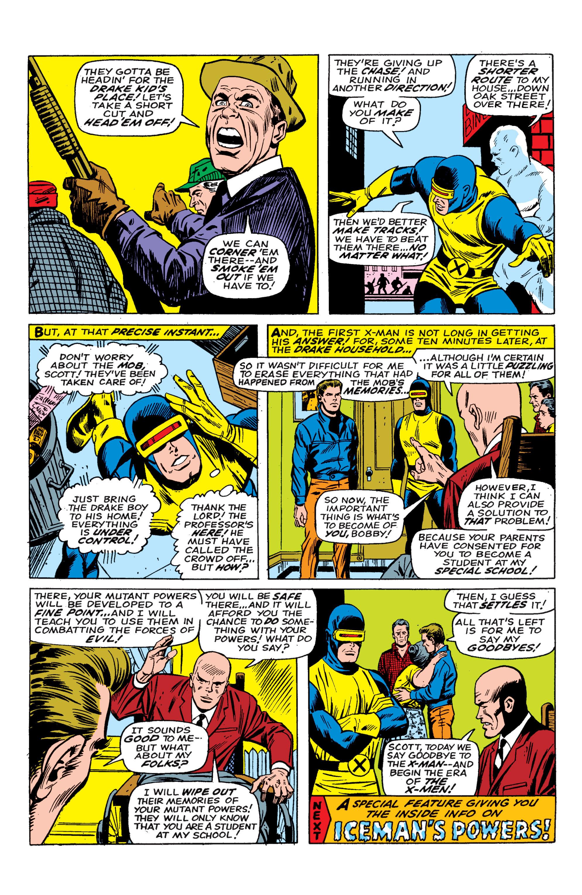 Read online Uncanny X-Men (1963) comic -  Issue #46 - 21