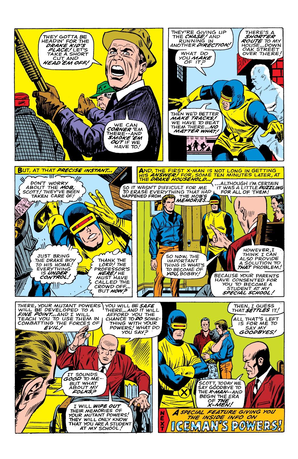 Uncanny X-Men (1963) issue 46 - Page 21