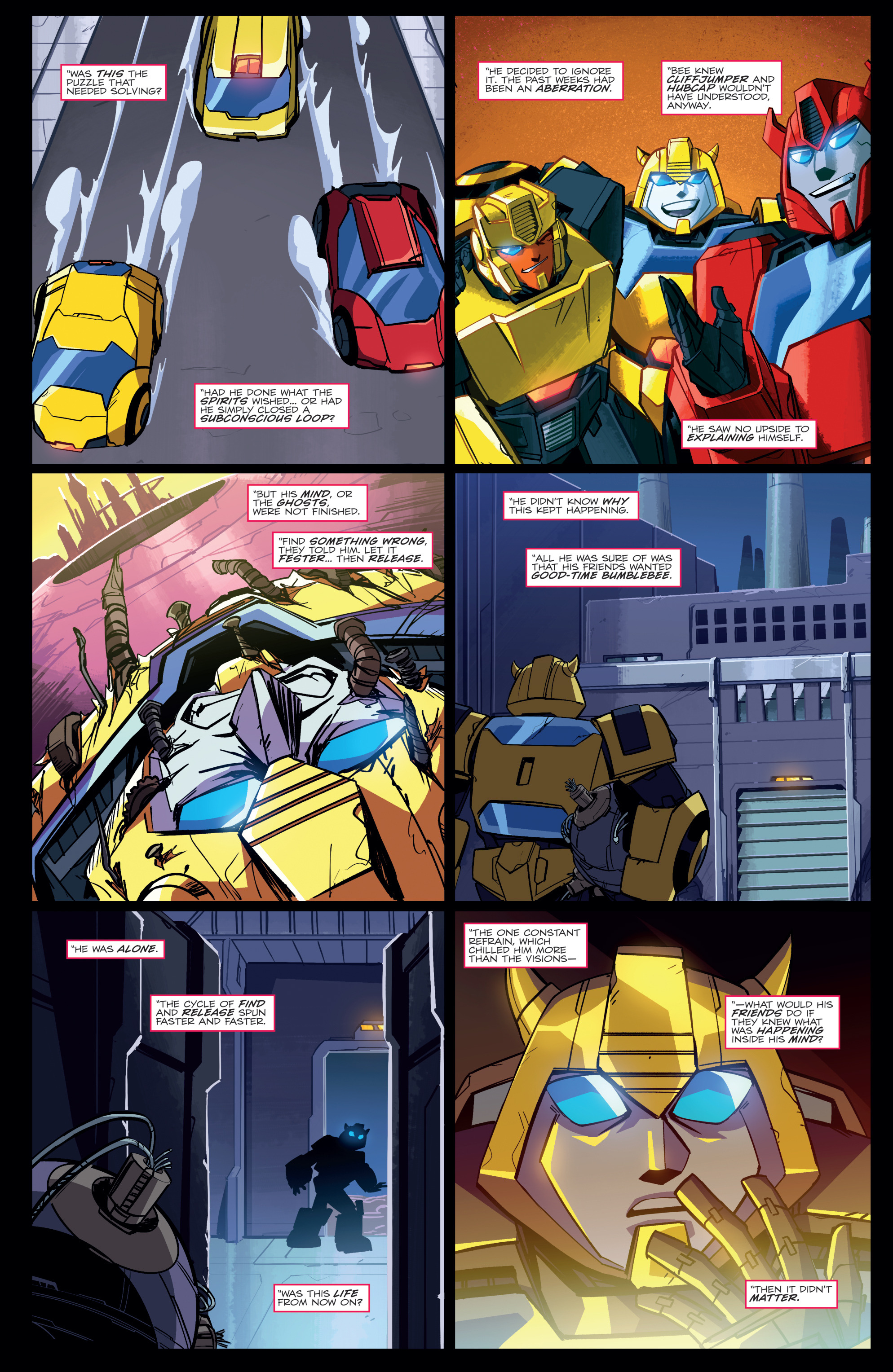 Read online Transformers Annual comic -  Issue # Full - 13