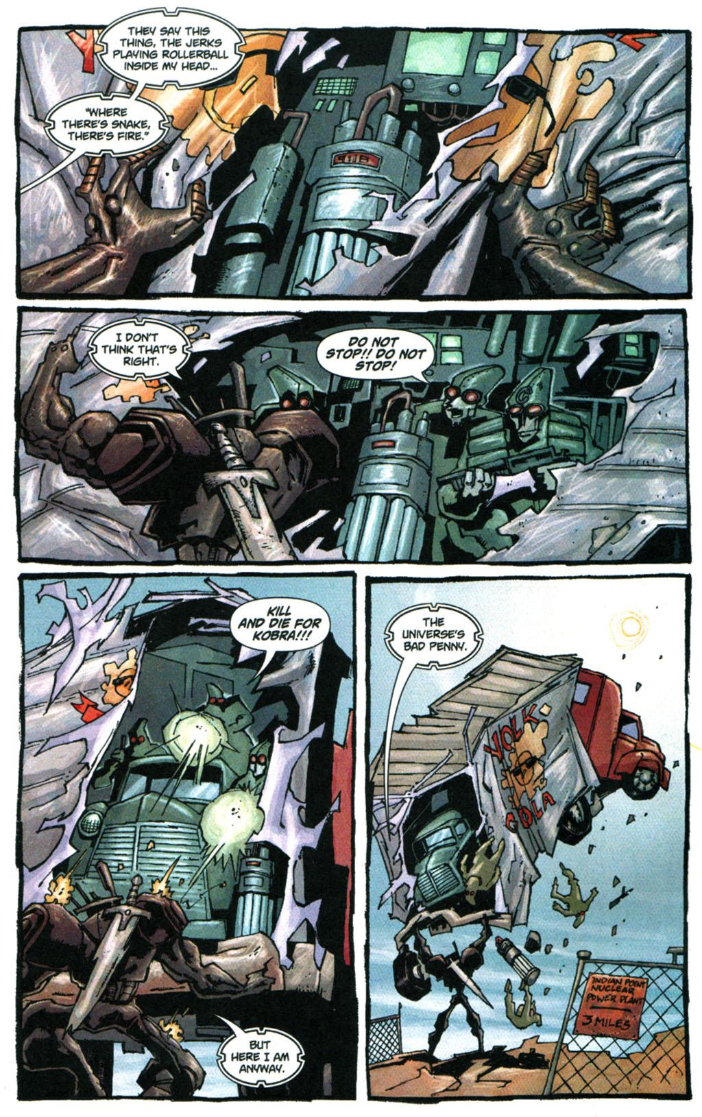 Read online Enginehead comic -  Issue #5 - 3